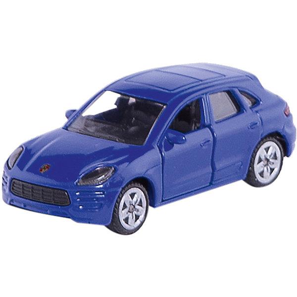 SIKU 1452 Машинка Порш Макан ТурбоМашинки<br>Машина Порш Макан Турбо, Siku, станет замечательным подарком для автолюбителей всех возрастов. Модель представляет из себя реалистичную копию популярного автомобиля Porsche Macan и отличается высокой степенью детализации и тщательной проработкой всех элементов. Машина оснащена прозрачными пластиковыми стеклами, в салоне можно увидеть сиденья и руль. Колеса вращаются, широкие шины оборудованы стильными колесными дисками. Корпус модели выполнен из металла, детали изготовлены из ударопрочной пластмассы.<br><br>Дополнительная информация:<br><br>- Материал: металл, пластик.<br>- Размер машинки: 8 x 3 x 2,5 см.<br>- Вес: 54 гр.<br><br>1452 Машинку Порш Макан Турбо, Siku, можно купить в нашем интернет-магазине.<br><br>Ширина мм: 96<br>Глубина мм: 78<br>Высота мм: 35<br>Вес г: 53<br>Возраст от месяцев: 36<br>Возраст до месяцев: 108<br>Пол: Мужской<br>Возраст: Детский<br>SKU: 4224827