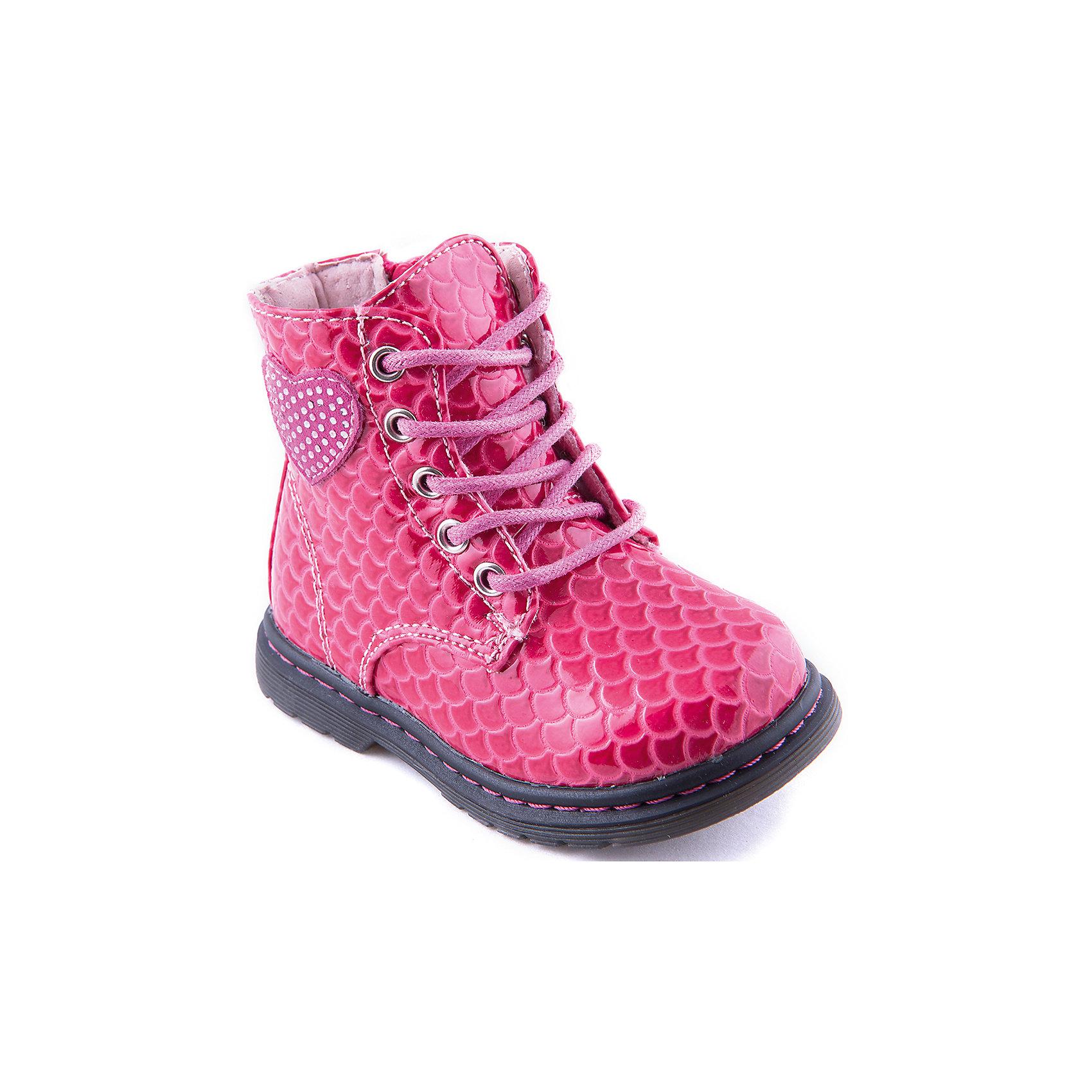 Indigo kids Ботинки для девочки Indigo kids indigo kids обувь официальный сайт