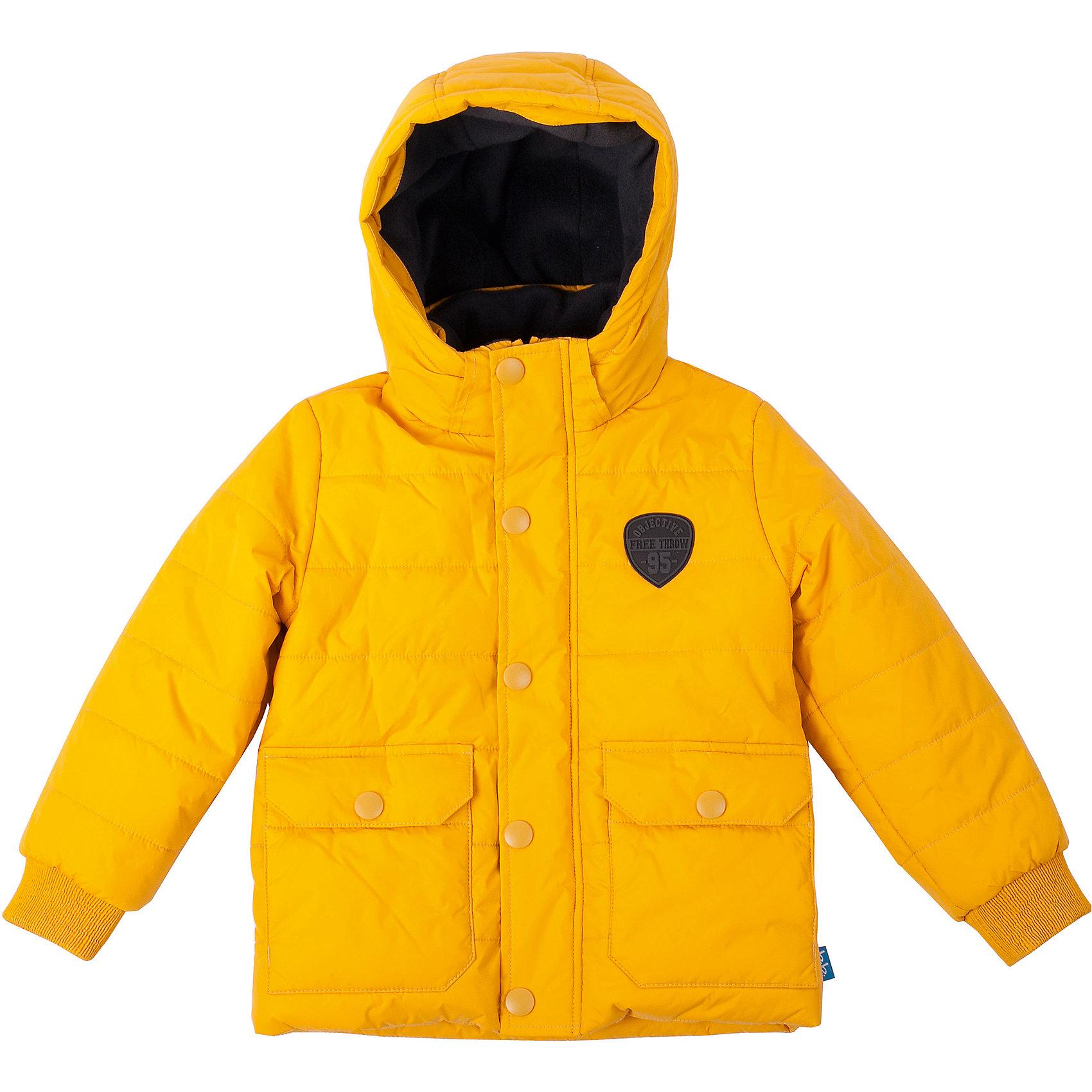 Куртка для мальчика Button Blue от myToys