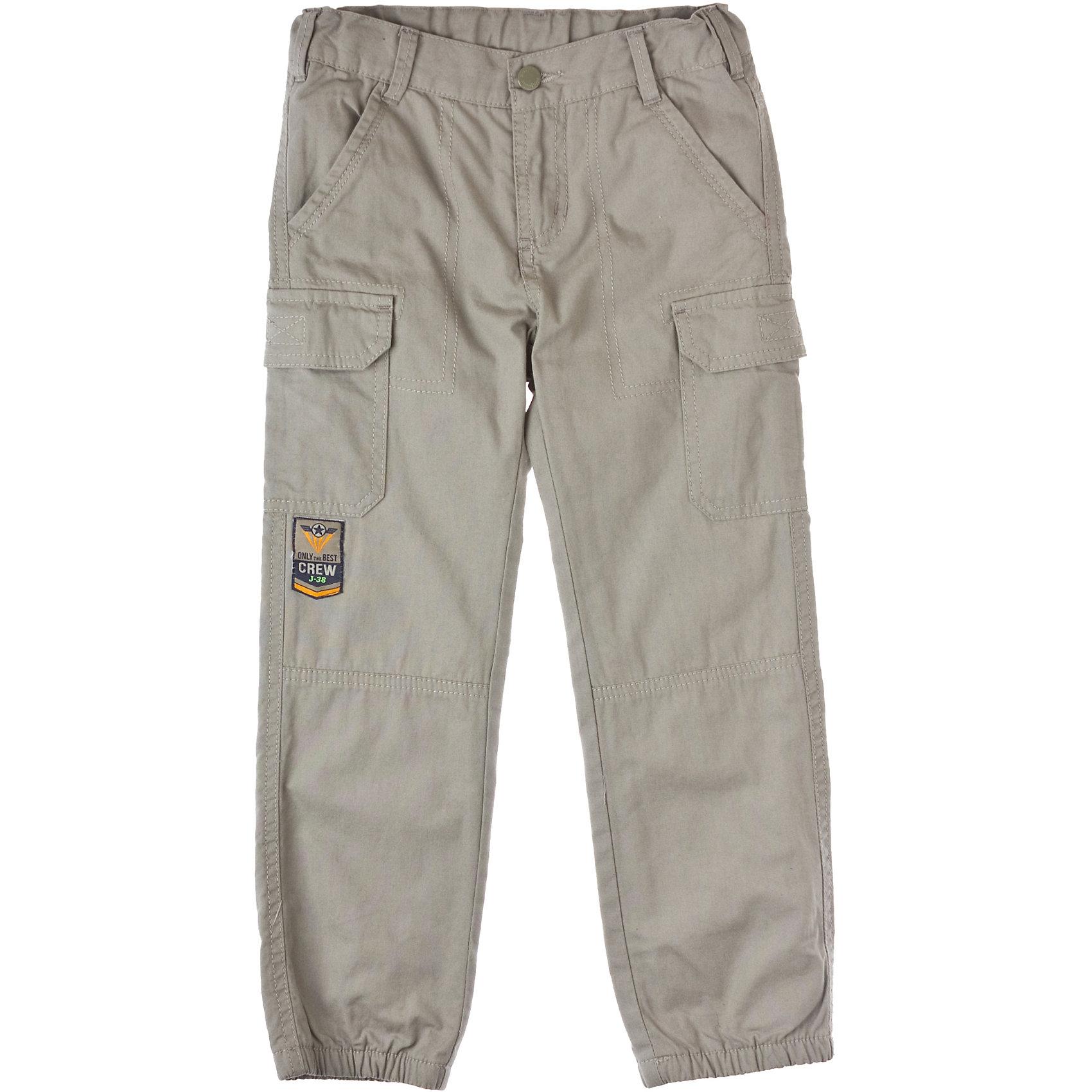 Брюки для мальчика PlayTodayБрюки<br>Брюки для мальчика PlayToday Хлопковые брюки в спортивном стиле. Четыре функциональных кармана, дополнительная подкладка-джерси. Достаточно свободные и удобные. Отлично подходят для ранней осени. Состав: верх: 100% хлопок, подкладка: 100% хлопок<br><br>Ширина мм: 215<br>Глубина мм: 88<br>Высота мм: 191<br>Вес г: 336<br>Цвет: серый<br>Возраст от месяцев: 36<br>Возраст до месяцев: 48<br>Пол: Мужской<br>Возраст: Детский<br>Размер: 104,116,122,98,128,110<br>SKU: 4227650