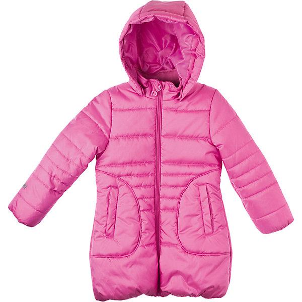 Пальто для девочки PlayTodayВерхняя одежда<br>Пальто для девочки PlayToday Теплое пальто на молнии из непромокаемой ткани. Карманы на липучках. Капюшон отстегивается. Состав: Верх: 88% полиэстер, 12% нейлон, подкладка: 100% полиэстер, наполнитель: 100% полиэстер<br>Ширина мм: 356; Глубина мм: 10; Высота мм: 245; Вес г: 519; Цвет: розовый; Возраст от месяцев: 24; Возраст до месяцев: 36; Пол: Женский; Возраст: Детский; Размер: 98,104,116,122,128,110; SKU: 4227966;