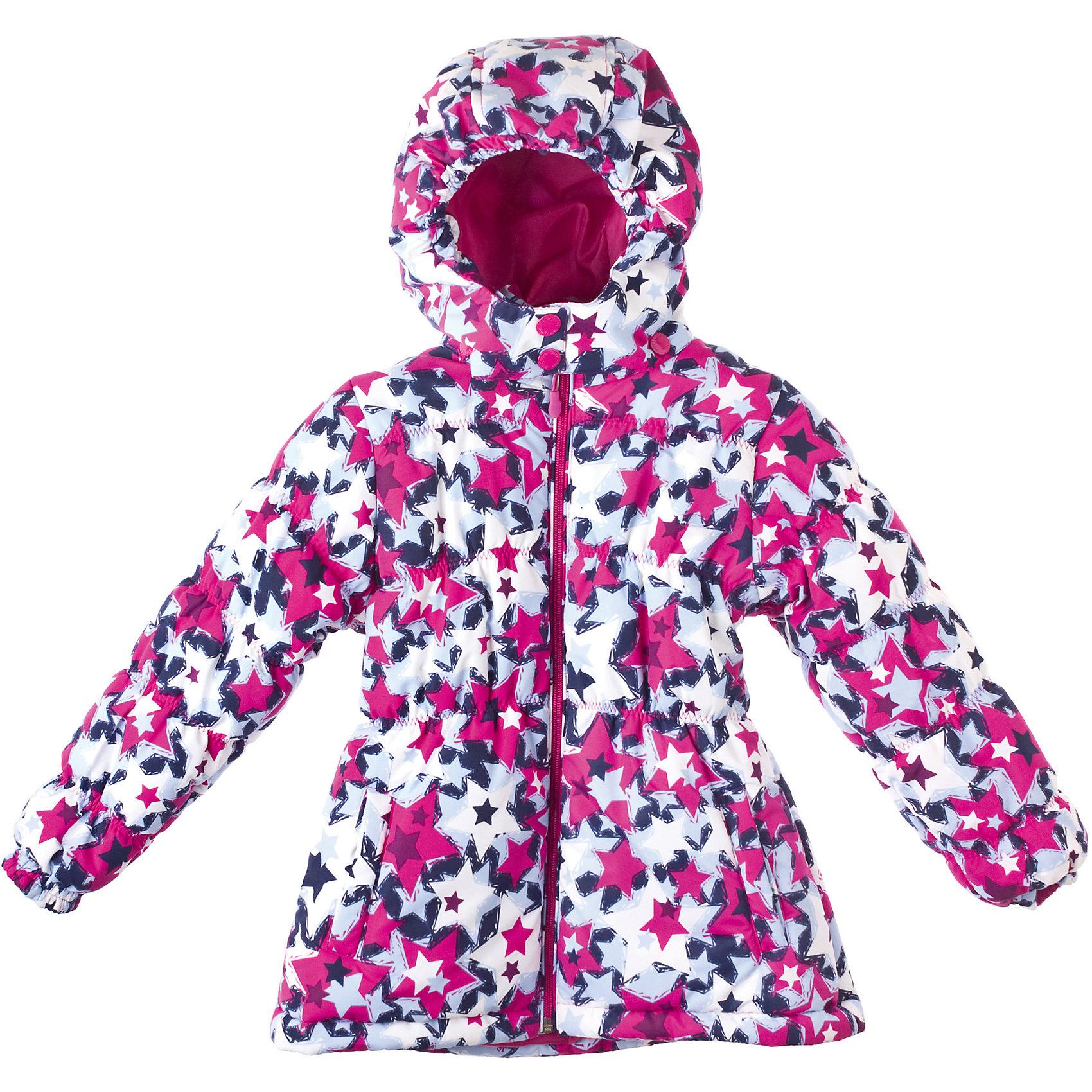 Куртка для девочки PlayTodayКуртка для девочки PlayToday Яркая приталенная куртка на молнии с капюшоном. Очень теплая, внизу втягивается стопперами. Есть два кармана, капюшон отстегивается. Состав: Верх: 100% полиэстер, Подкладка: 100% полиэстер, Наполнитель: 100% полиэстер<br><br>Ширина мм: 356<br>Глубина мм: 10<br>Высота мм: 245<br>Вес г: 519<br>Цвет: синий<br>Возраст от месяцев: 36<br>Возраст до месяцев: 48<br>Пол: Женский<br>Возраст: Детский<br>Размер: 104,98,116,128,122,110<br>SKU: 4227973
