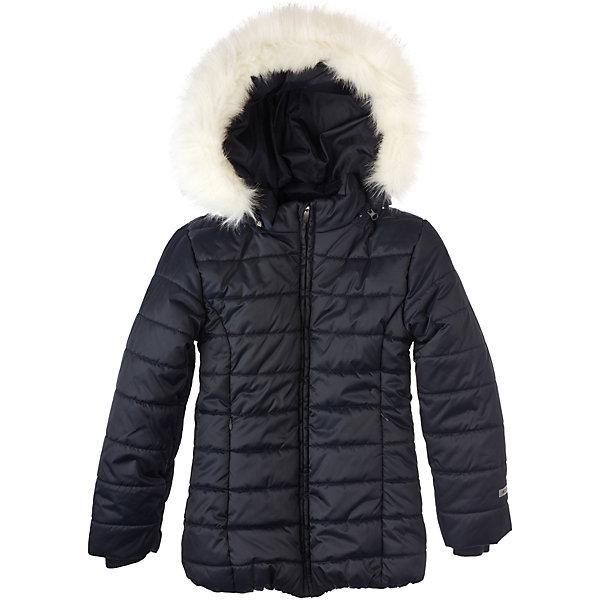 Купить Куртка для девочки S'cool, Китай, черный, 146, 140, 134, 152, 164, 158, Женский