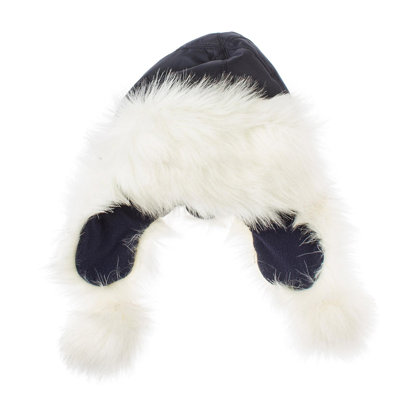 Шапка для девочки ScoolШапка для девочки Scool Теплая шапка на подкладке из флиса. Выполнена в стиле шапки-ушанки. Украшена искусственным мехом. Состав: Верх: 100% полиэстер, Подкладка: 100% полиэстер, Утеплитель: 100% полиэстер<br><br>Ширина мм: 89<br>Глубина мм: 117<br>Высота мм: 44<br>Вес г: 155<br>Цвет: разноцветный<br>Возраст от месяцев: 108<br>Возраст до месяцев: 132<br>Пол: Женский<br>Возраст: Детский<br>Размер: 54,56<br>SKU: 4228356
