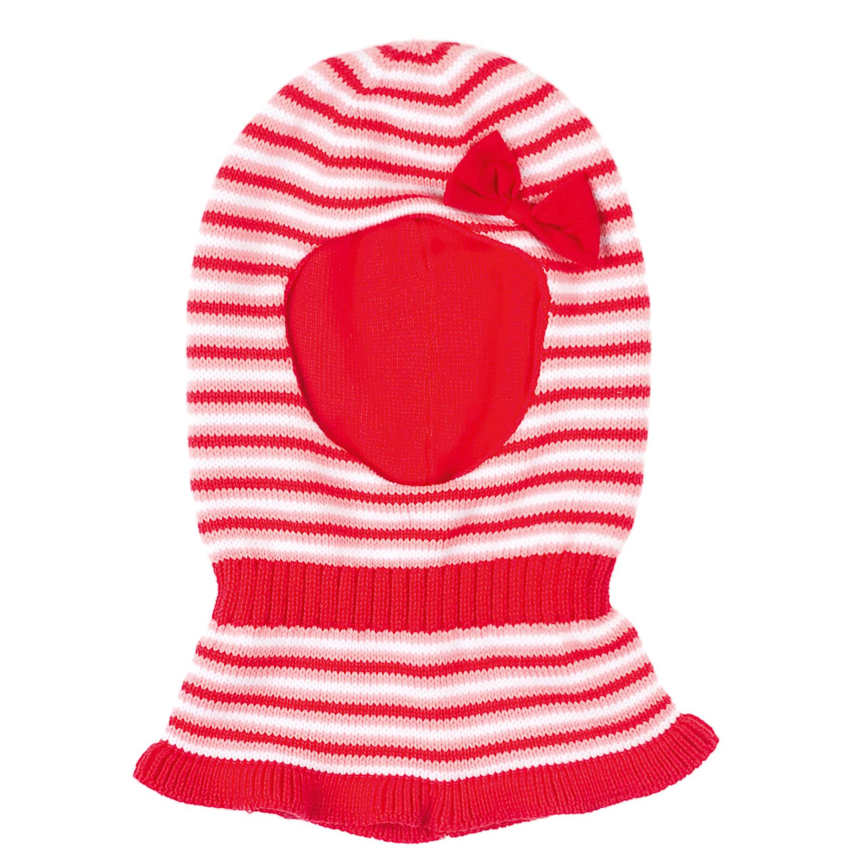 Шапка-шлем для девочки PlayTodayШапка для девочки PlayToday Яркий трикотажный шлем с дополнительным утеплением для ушей. Украшен бантом. Состав: Верх: 80% хлопок 20% нейлон, Подкладка 80% хлопок 20% нейлон<br><br>Ширина мм: 89<br>Глубина мм: 117<br>Высота мм: 44<br>Вес г: 155<br>Цвет: красный/белый<br>Возраст от месяцев: 48<br>Возраст до месяцев: 60<br>Пол: Женский<br>Возраст: Детский<br>Размер: 52,54,50<br>SKU: 4228861