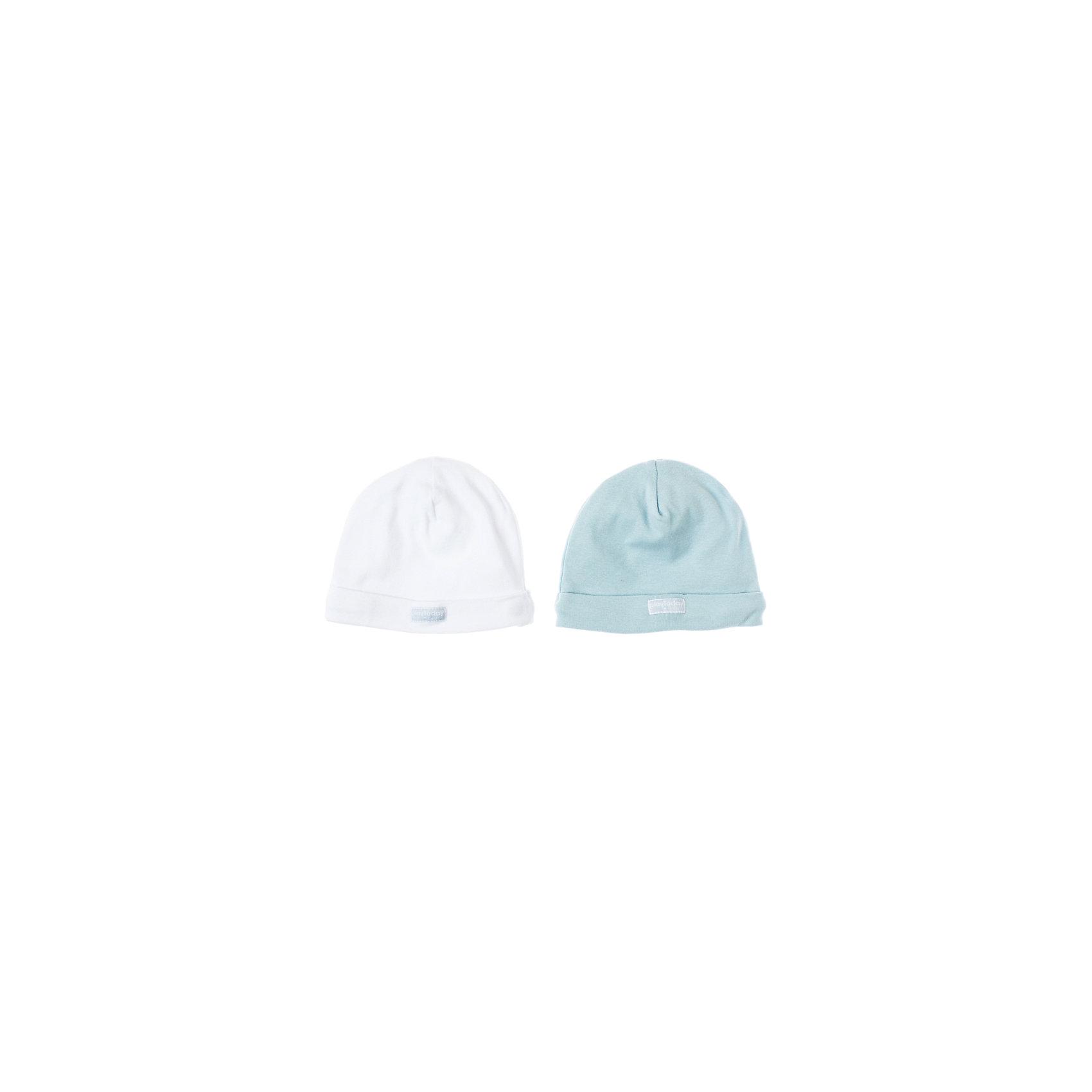 Шапка (2 шт.) для мальчика PlayTodayШапочки<br>Шапка (2 шт.) для мальчика PlayToday Комплект из двух хлопковых шапочек для новорожденного. Состав: 100% хлопок<br><br>Ширина мм: 89<br>Глубина мм: 117<br>Высота мм: 44<br>Вес г: 155<br>Цвет: белый<br>Возраст от месяцев: 3<br>Возраст до месяцев: 3<br>Пол: Мужской<br>Возраст: Детский<br>Размер: 42,40,44<br>SKU: 4229211