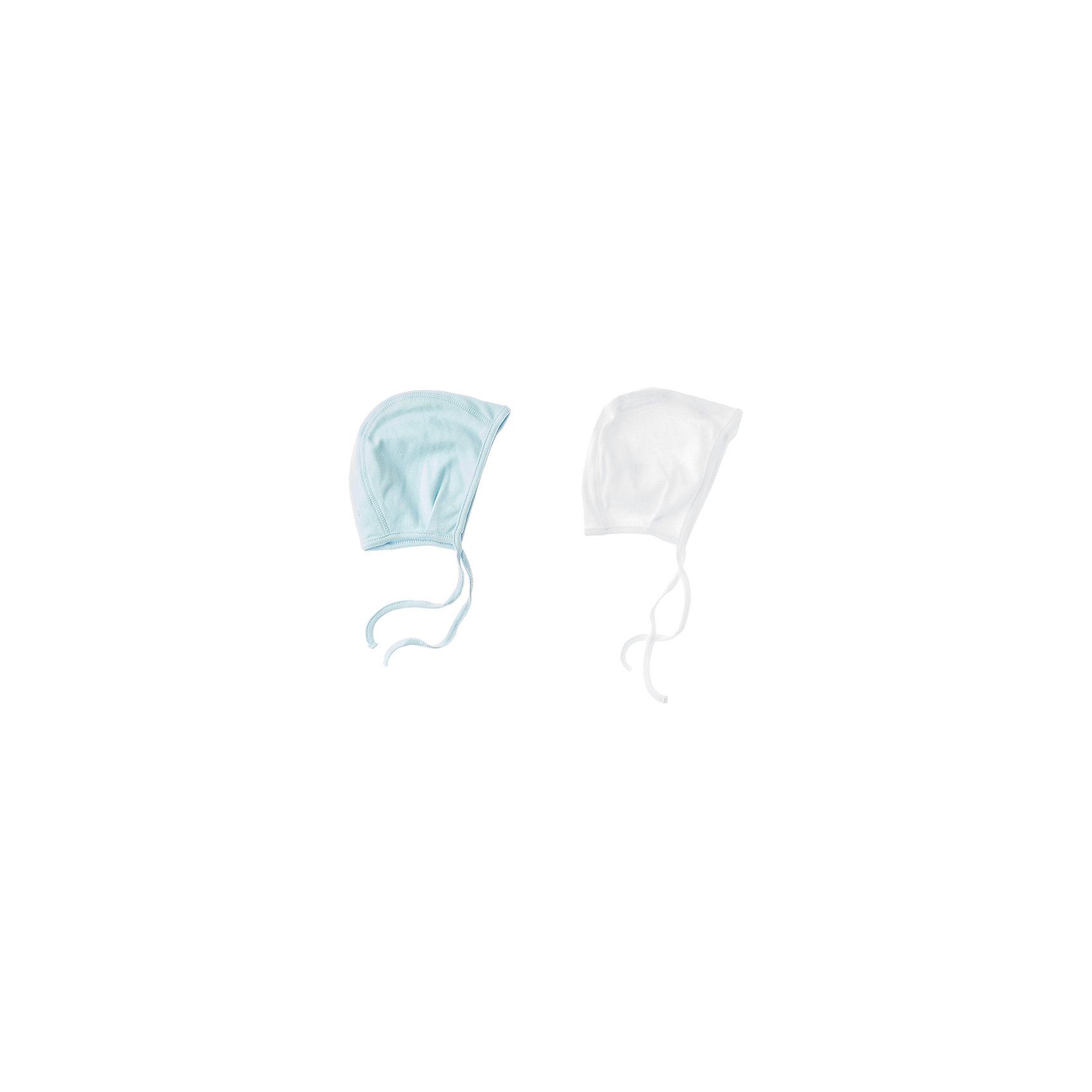 Чепчик (2 шт.) для мальчика PlayTodayЧепчик (2 шт.) для мальчика PlayToday Комплект из двух хлопковых чепчиков для новорожденного. Состав: 100% хлопок<br><br>Ширина мм: 157<br>Глубина мм: 13<br>Высота мм: 119<br>Вес г: 200<br>Цвет: белый<br>Возраст от месяцев: 3<br>Возраст до месяцев: 3<br>Пол: Мужской<br>Возраст: Детский<br>Размер: 42,40,44<br>SKU: 4229215