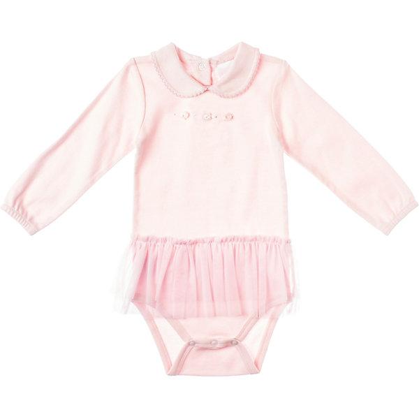 Боди для девочки PlayTodayБоди<br>Боди для девочки PlayToday Нежное боди для новорожденной девочки. Выполнено из стопроцентного хлопка, украшено розочками и маленькой пачкой. Продается в подарочной упаковке. Состав: 100% хлопок<br><br>Ширина мм: 157<br>Глубина мм: 13<br>Высота мм: 119<br>Вес г: 200<br>Цвет: розовый<br>Возраст от месяцев: 0<br>Возраст до месяцев: 3<br>Пол: Женский<br>Возраст: Детский<br>Размер: 56,62,74,68<br>SKU: 4229445