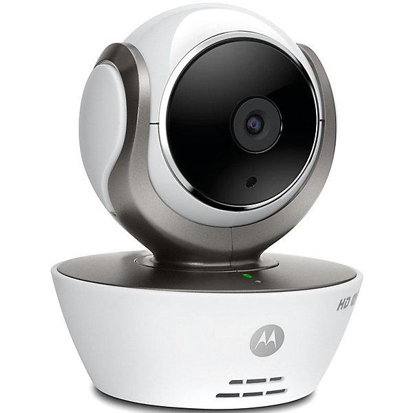 Видеоняня Motorola Wi-Fi камера MBP85CONNECT, белыйВидеоняни<br>Видеоняня Motorola MBP85 Connect  - прекрасный вариант для малышей и их родителей! Удаленный доступ к камере через интернет позволяет смотреть потоковое видео в формате HD 720p в режиме реального времени. Наблюдение можно осуществлять с помощью смартфона, планшета или компьютера. Удаленный доступ и управление видеоняней осуществляется с помощью бесплатных приложений для  iOS, Android или онлайн-портала Hubble Connected из любого браузера.  Видеоняня имеет встроенный Wifi, обладает мощной инфракрасной ночной подсветкой, обеспечивающей отличную видимость на расстоянии  до 5 метров в полной темноте, есть датчик комнатной температуры. Есть функция оповещения при обнаружении движения, дистанционное масштабирование, изменение положения и угла камеры.<br><br>Дополнительная информация:<br><br>- Материал: пластик, металл.<br>- Размер:<br>- Работает от сети или батареек (не входят в комплект).<br>- Комплектация: видеоняня, адаптер питания для видеокамеры от сети 220В, инструкция.<br>- Угол обзора камеры: 65°<br>- Ночной режим<br>- Функция снимок изображения/запись видео.<br>- Функция оповещения при обнаружении движения<br>- Датчик комнатной температуры и система оповещения.<br>- Стандарт сжатия видео H.264.<br>- Цифровой Zoom.<br>- Двусторонняя аудиосвязь.<br>- Работает с помощью бесплатного приложения «Hubble for Motorola Monitors».<br>- Колыбельные мелодии.<br>- Цвет: белый.<br>- Встроенный Wifi.<br>- Дистанционное масштабирование, изменение положения и угла камеры.<br>- Функция «Путешествие во времени» (опция будет доступна за дополнительную плату.)<br><br>Видеоняню, Wi-Fi камеру, MBP85CONNECT Motorola, белую, можно купить в нашем магазине.<br><br>Ширина мм: 160<br>Глубина мм: 110<br>Высота мм: 230<br>Вес г: 540<br>Возраст от месяцев: 0<br>Возраст до месяцев: 36<br>Пол: Унисекс<br>Возраст: Детский<br>SKU: 4230072