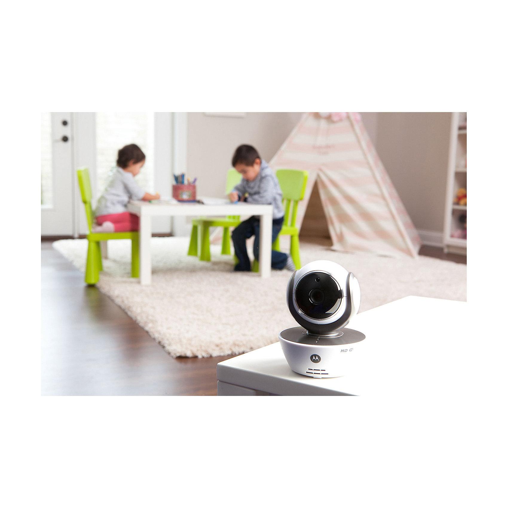 Видеоняня Wi-Fi камера MBP85CONNECT Motorola, белый