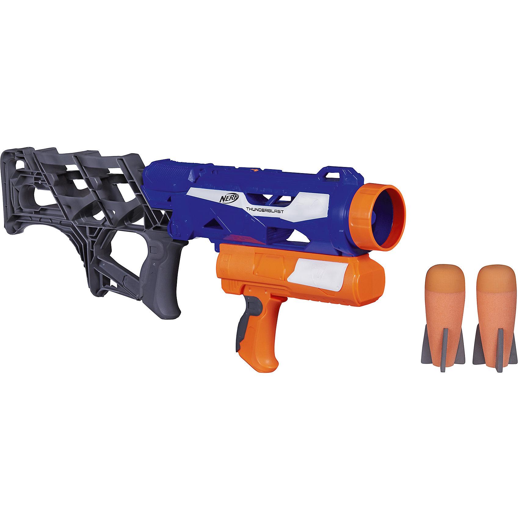Ракетница Элит, NERFБластеры, пистолеты и прочее<br>С этим супер-бластером ваш ребенок выйдет победителем из любого боя! Ракетница поражает цель на расстоянии свыше 18 метров, имеет удобный корпус эргономичной формы, оружие достаточно легкое, его удобно держать в руках. Бластер выполнен из высококачественных прочных материалов, прекрасный вариант для любой битвы!<br><br>Дополнительная информация:<br><br>- Материал: пластик, металл.<br>- Размер упаковки: 8 х 62,4 х 31,7 см. <br>- Комплектация: бластер, 2 снаряда.<br>- Дальность стрельбы: 18 м.<br><br>Ракетницу Элит, NERF, можно купить в нашем магазине.<br><br>Ширина мм: 81<br>Глубина мм: 625<br>Высота мм: 318<br>Вес г: 2270<br>Возраст от месяцев: 96<br>Возраст до месяцев: 168<br>Пол: Мужской<br>Возраст: Детский<br>SKU: 4230128