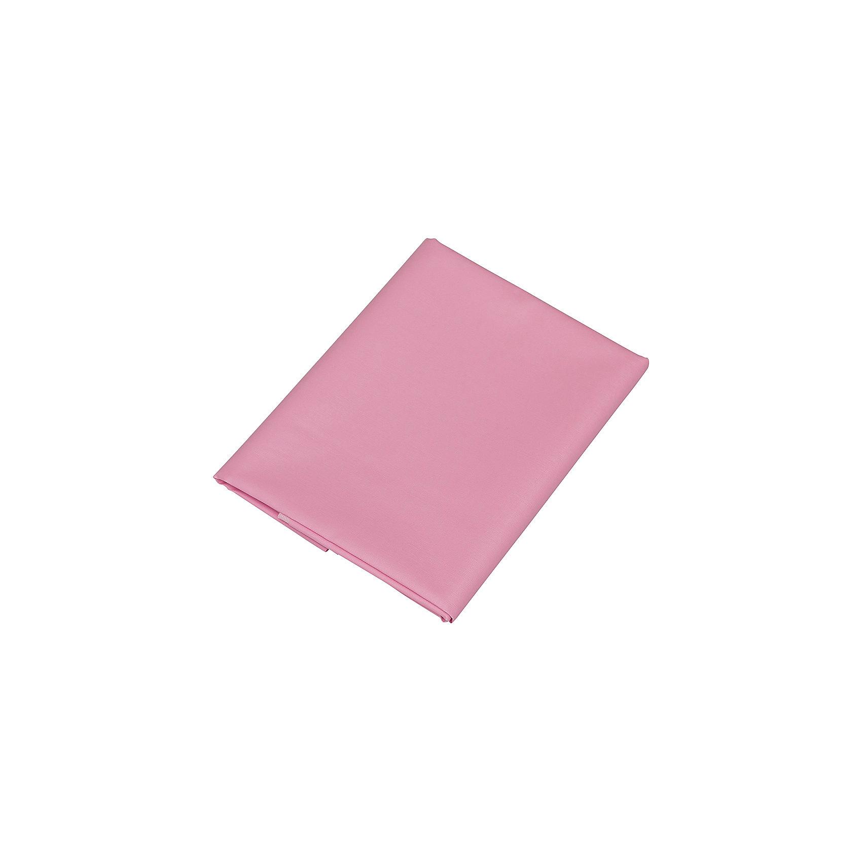 Roxy-Kids Клеенка подкладная с ПВХ покрытием, Roxy-Kids, розовый roxy kids круг музыкальный на шею для купания flipper цвет розовый