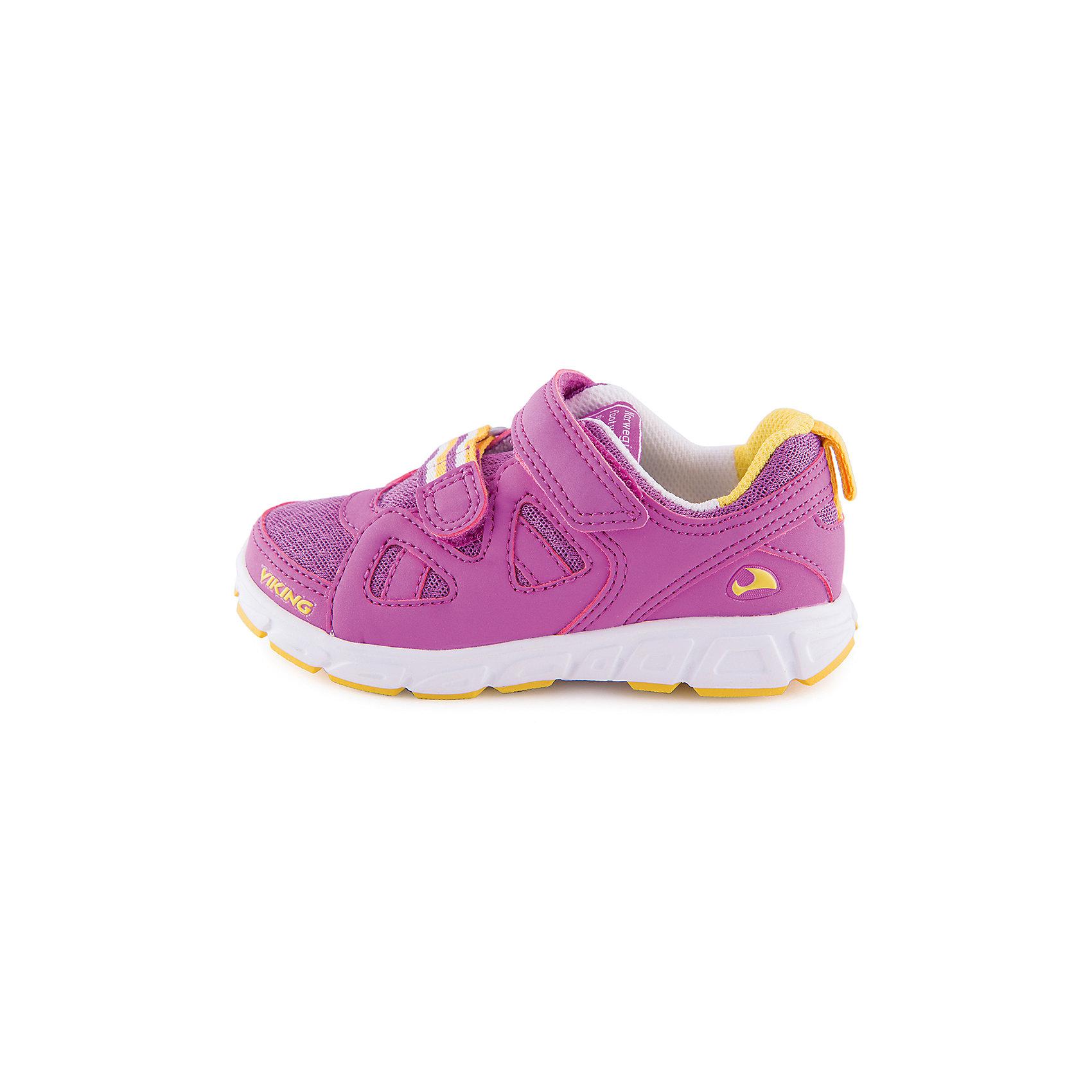 Кроссовки для девочки VIKING от myToys