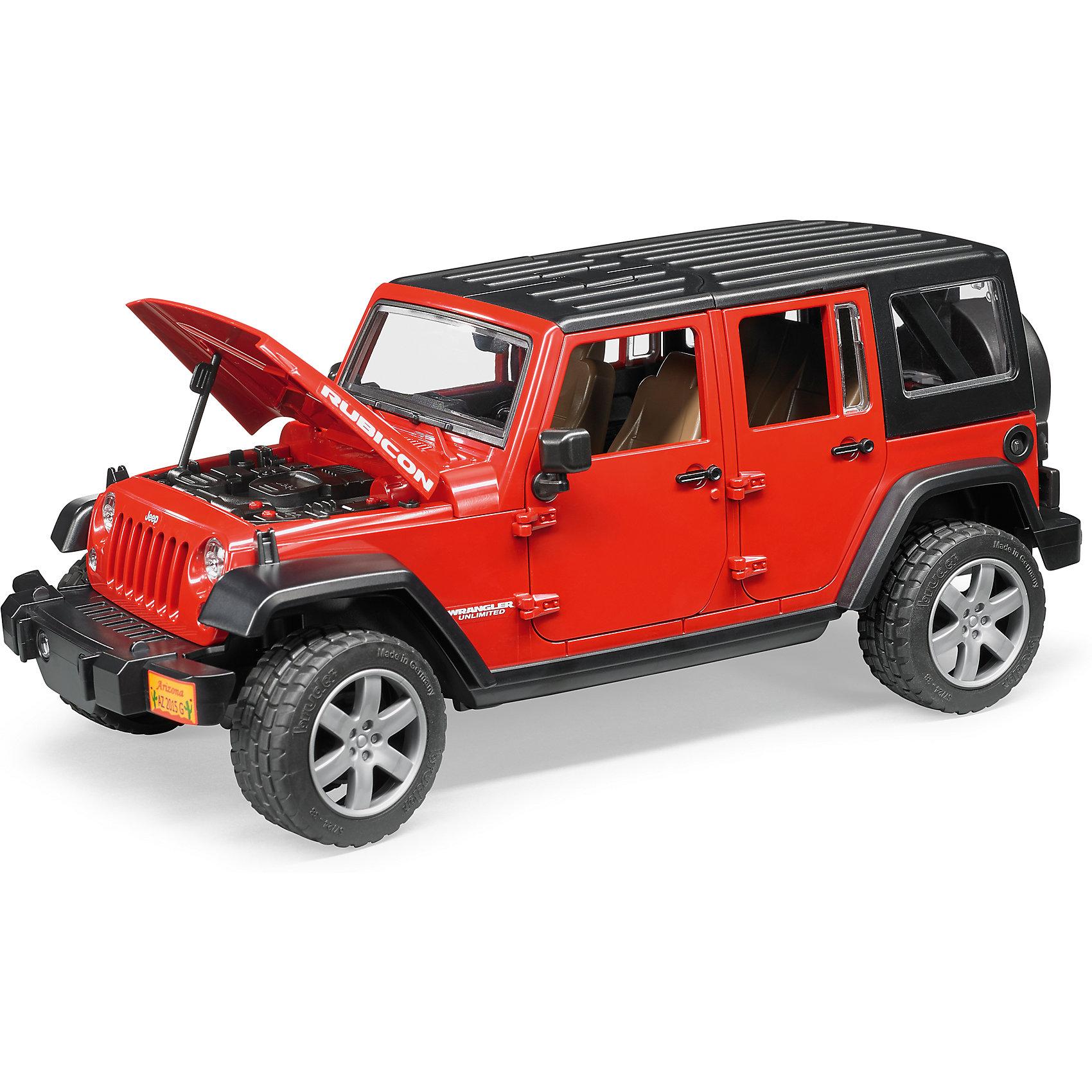 ����������� Jeep Wrangler, Bruder