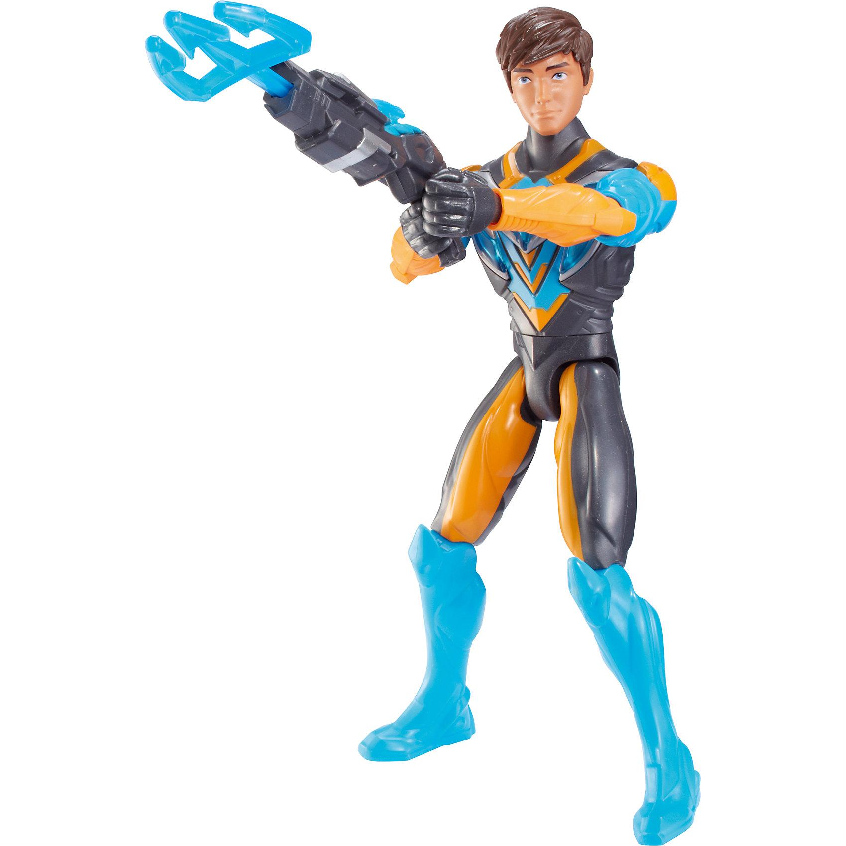������� � �������, � ������������, Max Steel (Mattel)