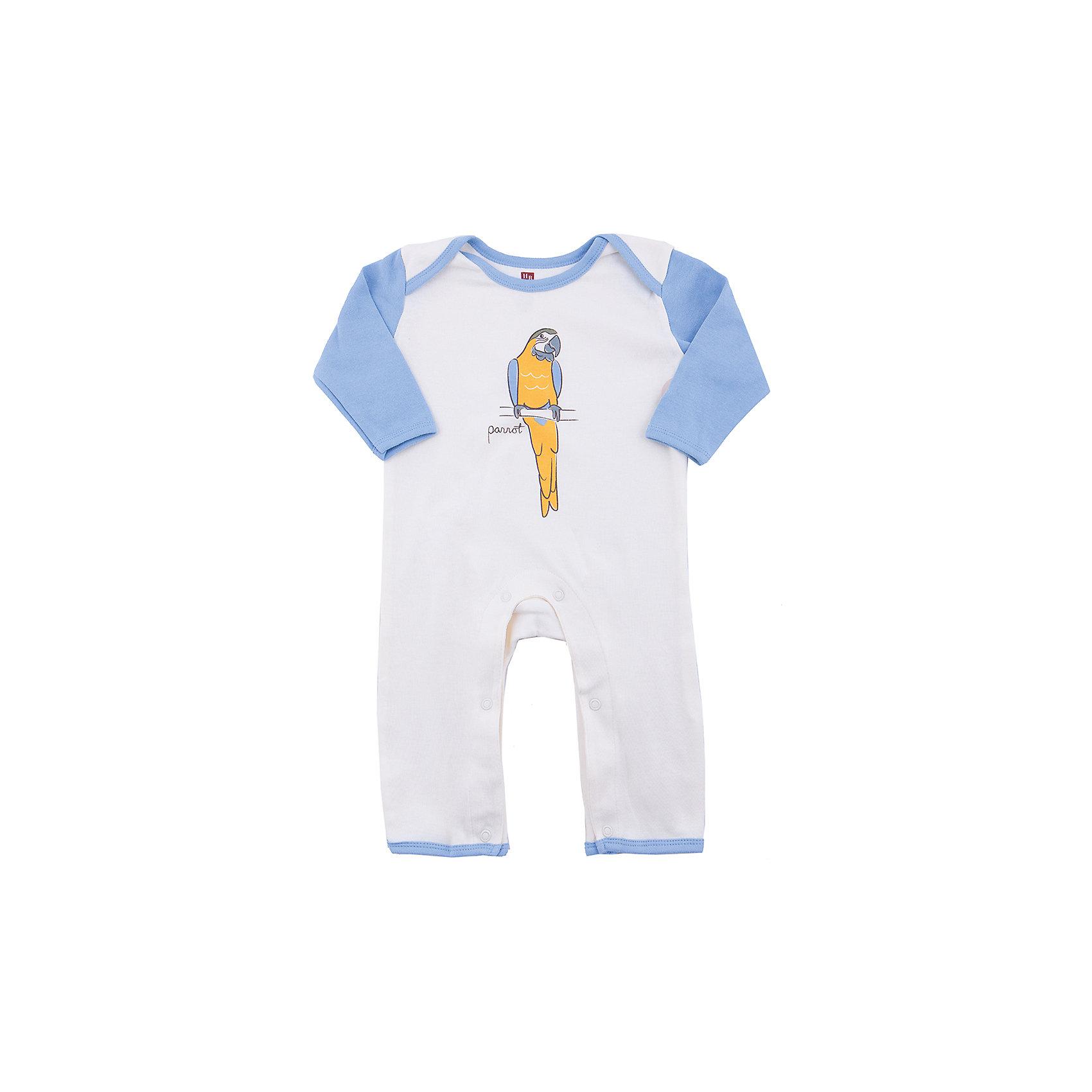 Hudson Baby Комбинезон для мальчика Hudson Baby hudson baby детская