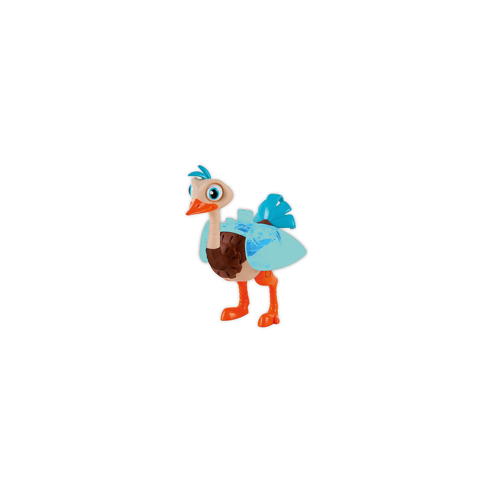 Фигурка страус Мерк, 9 см, MILESРобо-страус Мерк - любимый питомец семьи Каллисто из мультфильма Майлз с другой планеты. Верный спутник Майлза, который вместе с ним попадает в разнообразные интересные ситуации. В наборе также есть съёмная пара крыльев, которые создают иллюзию того, что страус вот-вот полетит! Собери все фигурки проигрывай любимые сцены из мультфильма или придумывай свои новые истории!<br><br>Дополнительная информация:<br><br>- Материал: пластик.<br>- Голова и лапы подвижные.<br>- Крылья из прозрачного материала, имитирующие быстрые взмахи.<br>- Высота фигурки - 9 см.<br><br>Фигурку страуса Мерка, 9 см, MILES, можно купить в нашем магазине.<br><br>Ширина мм: 155<br>Глубина мм: 190<br>Высота мм: 65<br>Вес г: 132<br>Возраст от месяцев: 36<br>Возраст до месяцев: 192<br>Пол: Унисекс<br>Возраст: Детский<br>SKU: 4234766