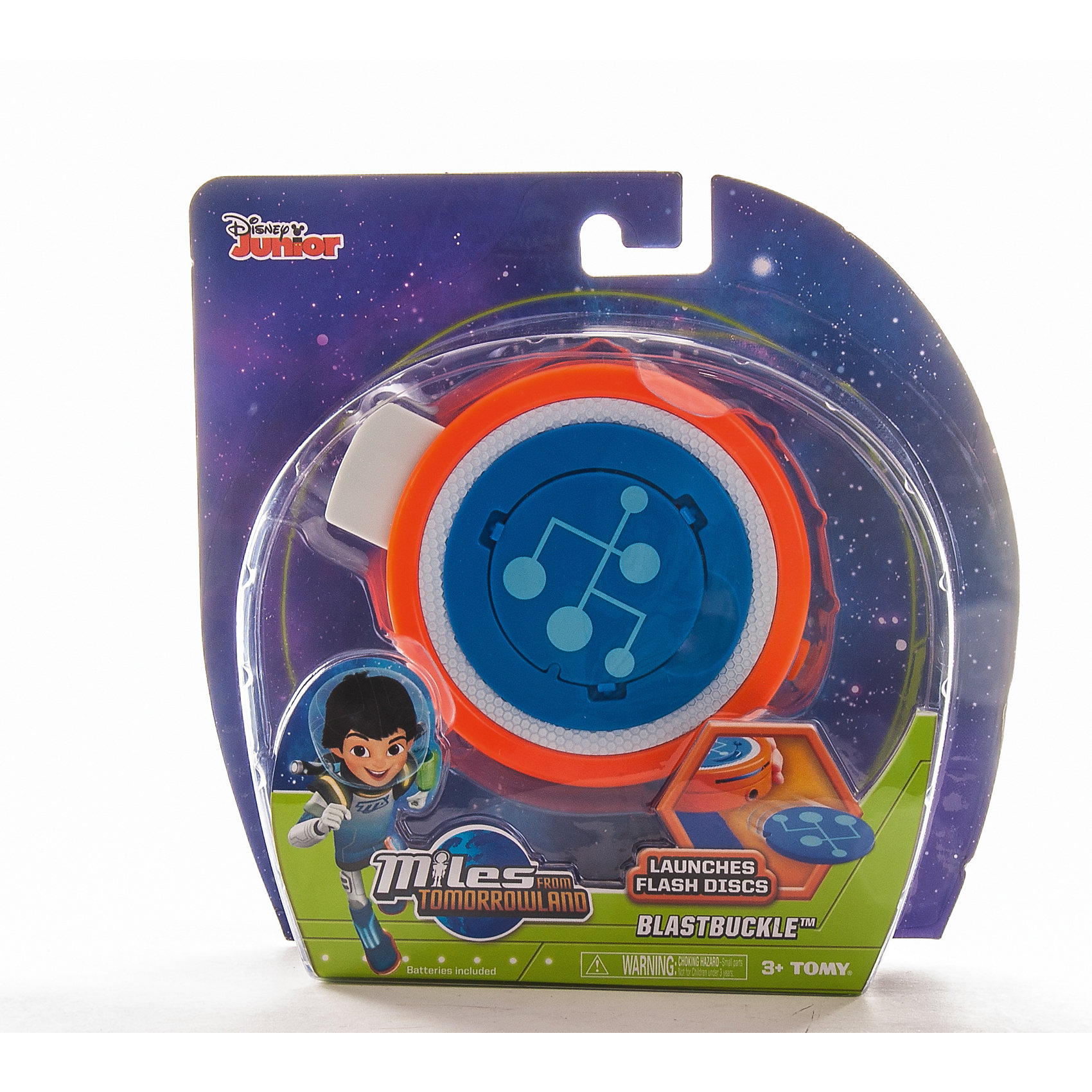 - Гравитационный диск, MILES miles from tomorrowland гравитационный диск