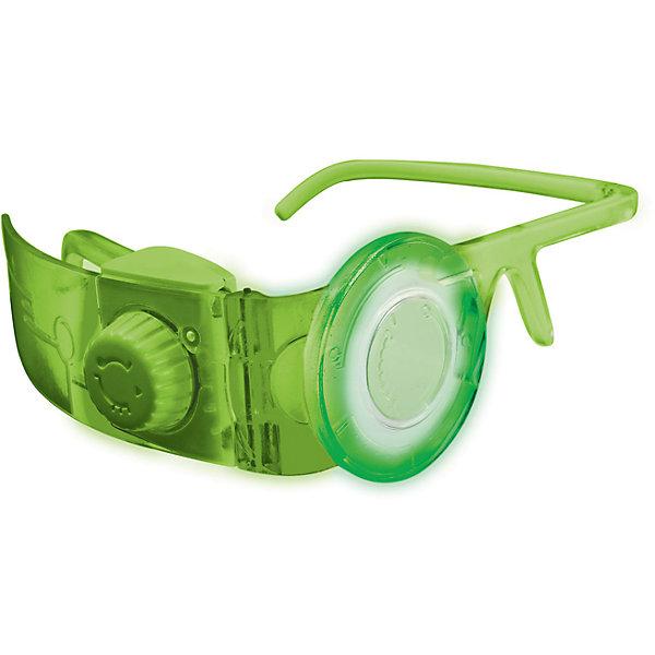 Спектральные очки, MILESИгрушки<br>Спектральные очки, которые носят герои мультика Майлз с другой планеты, совершенно необходимы при путешествиях к далеким звездам. Они дают владельцу информацию об окружающем мире, энергетических уровнях и других важных вещах. Спектроочки меняют цвет - переключатель расположен сбоку. Всего возможно 3 разных подсветки: зеленая, голубая и красная. При этом, меняются и оптические эффекты. Очки отлично подойдут детям, они надежно закрепляются и выполнены из высококачественных материалов.<br><br>Дополнительная информация:<br><br>- Материал: пластик. <br>- 3 разных подсветки.<br>- Спектральный визор.<br>- Элемент питания: 2 ААА батарейки (нет в комплекте).<br><br>Спектральные очки, MILES можно купить в нашем магазине.<br><br>Ширина мм: 205<br>Глубина мм: 190<br>Высота мм: 60<br>Вес г: 193<br>Возраст от месяцев: 36<br>Возраст до месяцев: 144<br>Пол: Мужской<br>Возраст: Детский<br>SKU: 4234779