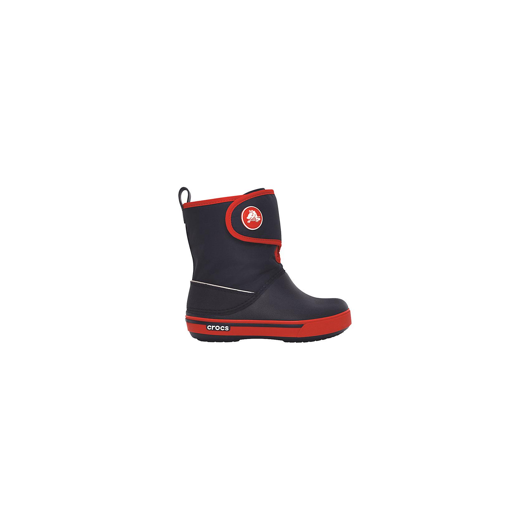 Сапоги Kids Crocband II.5 Gust Boot Crocs от myToys