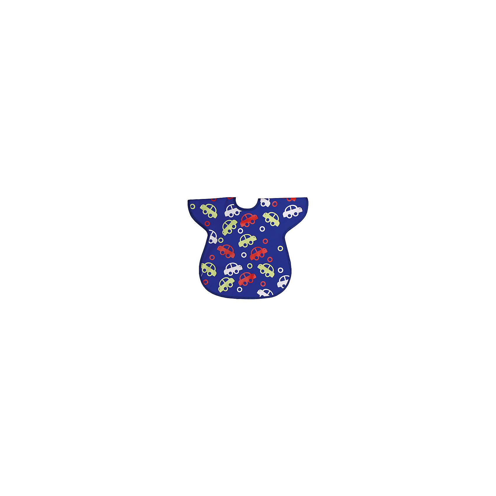 Нагрудник полиуретан с крылышками М, Sevi baby, синий 12-7 sevi babyНагрудник полиуретан с крылышками М, Sevi baby, синий 12-7 sevi baby – яркий нагрудник сохранит одежду малыша чистой во время еды.<br>Яркий удобный нагрудник прекрасно подойдет для кормления ребенка. Нагрудник не промокает, имеет практичный карман. Крылышки обеспечивают дополнительную защиту одежды. Застегивается на шее при помощи липучки. Нагрудник легко стирается вручную или в стиральной машине при температуре не выше 30 градусов. Не использовать сушку в стиральной машине. Не гладить.<br><br>Дополнительная информация:<br><br>- Возраст: от 6 месяцев до 2 лет<br>- Размер: М<br>- Цвет: синий<br>- Материал: полиуретан<br>- Размер упаковки: 36 х 24 х 5 см.<br><br>Нагрудник полиуретан с крылышками М, Sevi baby, синий 12-7 sevi baby можно купить в нашем интернет-магазине.<br><br>Ширина мм: 420<br>Глубина мм: 380<br>Высота мм: 50<br>Вес г: 50<br>Цвет: синий<br>Возраст от месяцев: 6<br>Возраст до месяцев: 24<br>Пол: Мужской<br>Возраст: Детский<br>SKU: 4236869