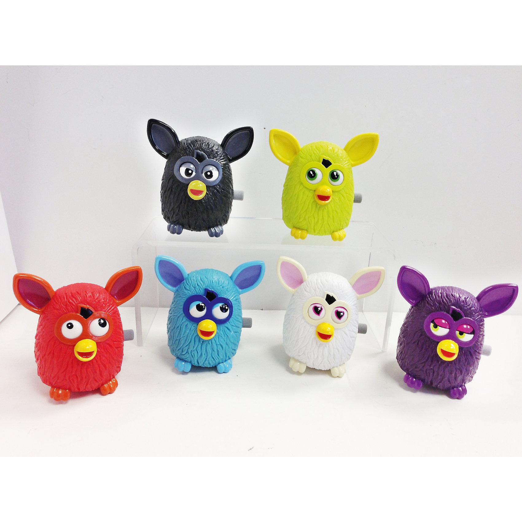 Фигурка Ферби, FurbyФигурка Ферби, в ассортименте, Furby – этот маленький Ферби непременно приведет в восторг вашего ребенка!<br>Фигурка Ферби - интерактивная заводная игрушка в образе героев мобильной игры Furby BOOM. Яркая игрушка Furby имеет небольшой размер, благодаря чему ее можно будет взять с собой в гости, на прогулку или в путешествие. Такая игрушка стимулирует ребенка к действиям, и учит устанавливать причинно-следственные связи поведения игрушки. Изготовлена игрушка из качественного прочного материала. Она может стать отличным подарком для вашего ребенка.<br><br>Дополнительная информация:<br><br>- В комплекте: 1 фигурка<br>- В ассортименте 6 моделей<br>- Материал: пластик<br>- Размер упаковки: 8x4,5x9 см.<br>- Вес: 30 гр.<br>- ВНИМАНИЕ! Данный артикул представлен в разных вариантах исполнения. К сожалению, заранее выбрать определенный вариант невозможно. При заказе нескольких наборов возможно получение одинаковых<br><br>Фигурку Ферби, в ассортименте, Furby можно купить в нашем интернет-магазине.<br><br>Ширина мм: 80<br>Глубина мм: 45<br>Высота мм: 90<br>Вес г: 30<br>Возраст от месяцев: 36<br>Возраст до месяцев: 96<br>Пол: Унисекс<br>Возраст: Детский<br>SKU: 4236999