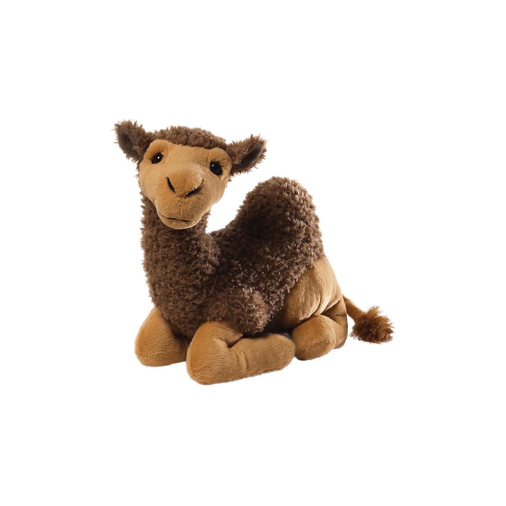 Верблюд Camella, 24 см, GundВерблюд Camella, Gund - чудесная мягкая игрушка, отличающаяся высоким качеством исполнения и реалистичностью, это настоящий маленький друг, которому будут рады дети любого возраста. Игрушка выглядит как настоящий живой верблюжонок. У него очень мягкая, приятная на ощупь коричневая шерстка из высококачественного искусственного меха и очаровательная мордочка с большими глазами. Искусно выполненные детали придают зверюшке очень трогательный и живой вид. Игрушка аккуратно сшита, выполнена из гипоаллергенных материалов и совершенно безопасна для детей. <br><br>Дополнительная информация:<br><br>- Материал: искусственный мех, текстиль. <br>- Высота игрушки: 24 см.<br>- Размер игрушки: 25 х 12 х 26 см.<br>- Вес: 0,15 кг.<br><br>Верблюда Camella, 24 см., Gund, можно купить в нашем интернет-магазине.<br><br>Ширина мм: 250<br>Глубина мм: 120<br>Высота мм: 260<br>Вес г: 150<br>Возраст от месяцев: 36<br>Возраст до месяцев: 120<br>Пол: Унисекс<br>Возраст: Детский<br>SKU: 4241900