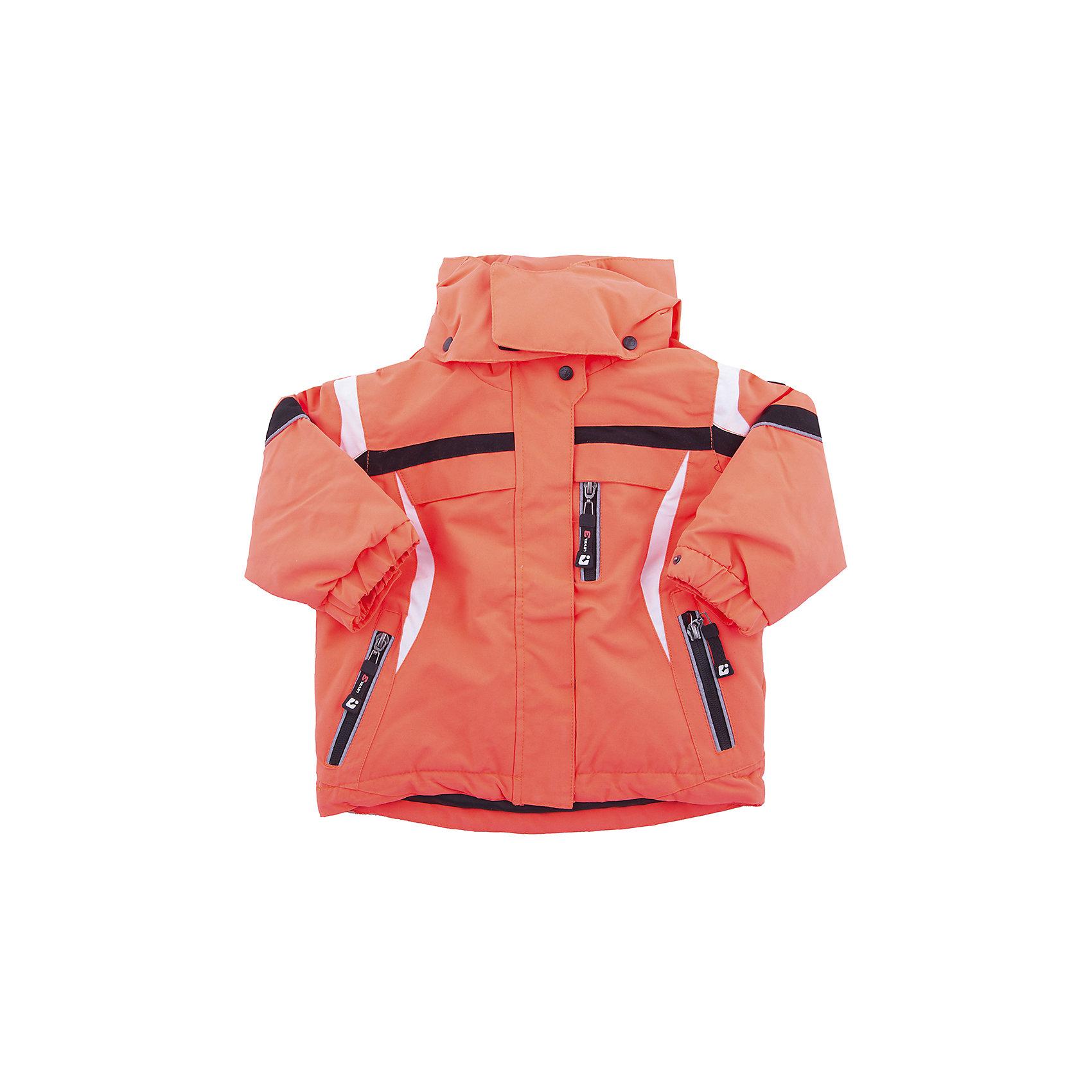 Куртка KilltecВерхняя одежда<br>Куртка от известного немецкого бренда Killtec <br><br>Яркая спортивная куртка идеально подойдет для спорта и активного отдыха в холодное время года. Все её детали тщательно проработаны, швы отличаются превосходным качеством. Куртка оснащена множеством элементов, которые помогут наслаждаться зимней погодой с потрясающим комфортом.<br><br>Особенности модели:<br><br>- материал - плотный;<br>- цвет - оранжевый;<br>- застежка - молния, клапан на кнопках;<br>- капюшон отстегивается;<br>- карманы на молниях;<br>- внутренняя юбочка для защиты от снега;<br>- воздухопроницаемость - 3000 г/м2/24 ч;<br>- водонепроницаемость - 3000 мм;<br>- защита от ветра  - максимальная;<br>- светоотражающие элементы;<br>- в рукавах - резинки;<br>- удлиненная спинка.<br><br>Дополнительная информация:<br><br>Состав: <br><br>верх - 100% полиэстер;<br>наполнитель - 100% полиэстер;<br>подкладка - 100% полиэстер.<br><br><br>Температурный режим:<br><br>от - 15°С до 0°С<br><br>Куртку от известного немецкого бренда Killtec (Килтек) можно купить в нашем магазине.<br><br>Ширина мм: 356<br>Глубина мм: 10<br>Высота мм: 245<br>Вес г: 519<br>Цвет: разноцветный<br>Возраст от месяцев: 12<br>Возраст до месяцев: 15<br>Пол: Унисекс<br>Возраст: Детский<br>Размер: 80<br>SKU: 4242062