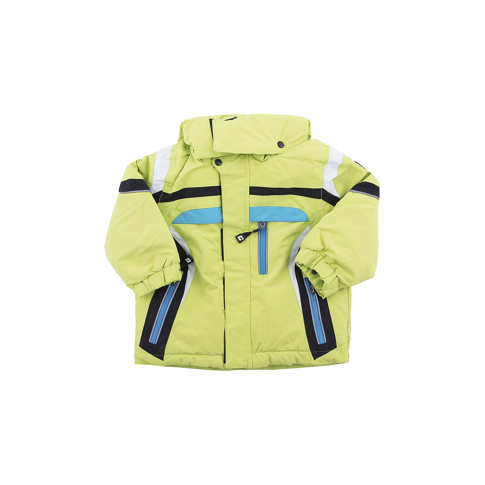Куртка KilltecКуртка от известного немецкого бренда Killtec <br><br>Стильная спортивная куртка идеально подойдет для спорта и активного отдыха в холодное время года. Все её детали тщательно проработаны, швы отличаются превосходным качеством. Куртка оснащена множеством элементов, которые помогут наслаждаться зимней погодой с потрясающим комфортом.<br><br>Особенности модели:<br><br>- материал - плотный;<br>- цвет - салатовый;<br>- застежка - молния, клапан на кнопках;<br>- капюшон отстегивается;<br>- карманы на молниях;<br>- внутренняя юбочка для защиты от снега;<br>- воздухопроницаемость - 3000 г/м2/24 ч;<br>- водонепроницаемость - 3000 мм;<br>- защита от ветра  - максимальная;<br>- светоотражающие элементы;<br>- в рукавах - резинки.<br><br>Дополнительная информация:<br><br>Состав: <br><br>верх - 100% полиэстер;<br>наполнитель - 100% полиэстер;<br>подкладка - 100% полиэстер.<br><br><br>Температурный режим:<br><br>от - 15°С до 0°С<br><br>Куртку от известного немецкого бренда Killtec (Килтек) можно купить в нашем магазине.<br><br>Ширина мм: 356<br>Глубина мм: 10<br>Высота мм: 245<br>Вес г: 519<br>Цвет: разноцветный<br>Возраст от месяцев: 12<br>Возраст до месяцев: 15<br>Пол: Унисекс<br>Возраст: Детский<br>Размер: 80<br>SKU: 4242064