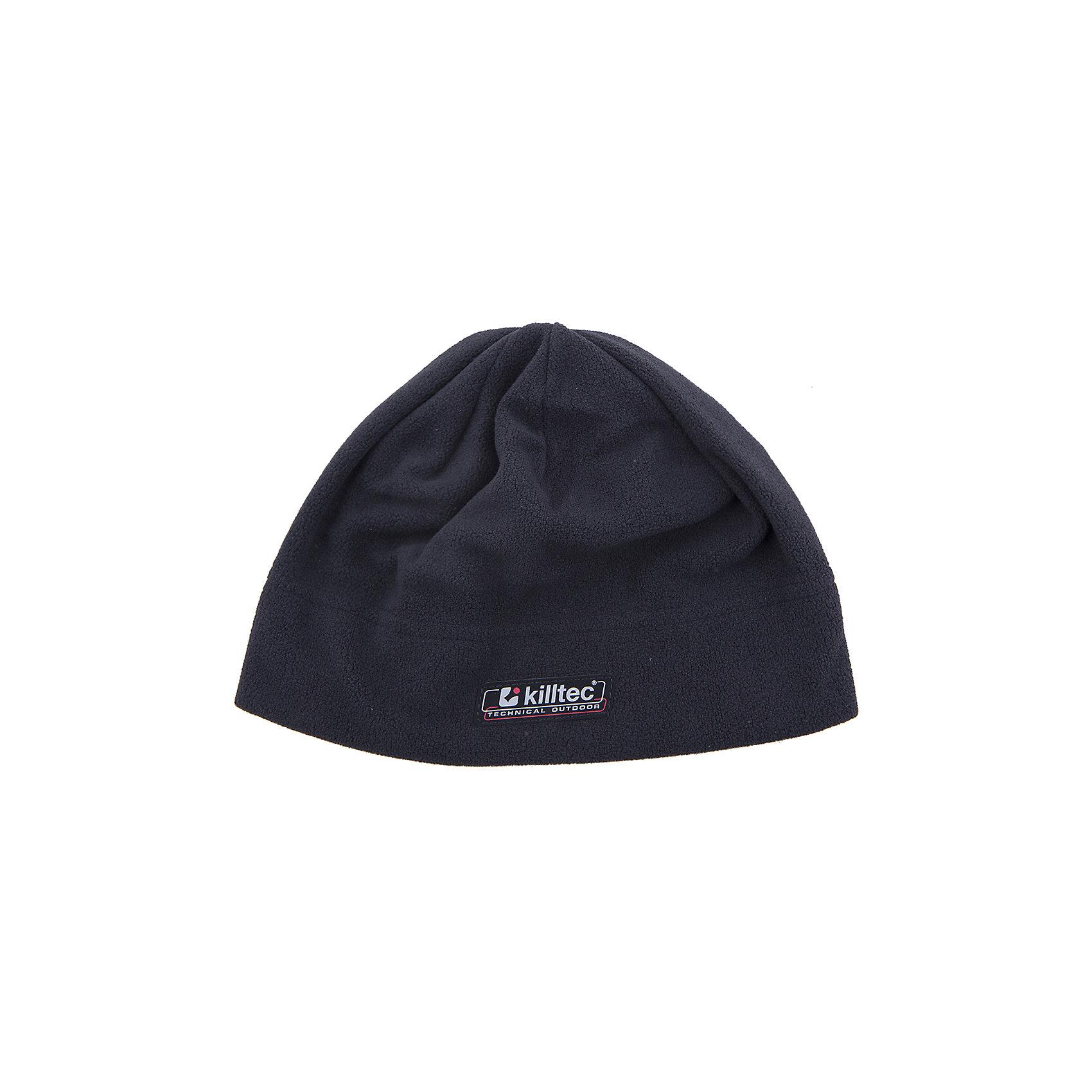 Шапка KilltecГоловные уборы<br>Шапка от известного немецкого бренда Killtec <br><br>Стильная черная шапка подойдет для спорта и активного отдыха в холодное время года. Все детали её тщательно проработаны, швы отличаются превосходным качеством. <br><br>Особенности модели:<br><br>- материал - флис, мягкий, эластичный;<br>- цвет - черный;<br>- нашивка с лейблом.<br><br>Дополнительная информация:<br><br>Состав: 100% полиэстер<br><br><br>Температурный режим:<br><br>от - 15°С до 0°С<br><br>Шапку от известного немецкого бренда Killtec (Килтек) можно купить в нашем магазине.<br><br>Ширина мм: 356<br>Глубина мм: 10<br>Высота мм: 245<br>Вес г: 519<br>Цвет: белый<br>Возраст от месяцев: 36<br>Возраст до месяцев: 48<br>Пол: Мужской<br>Возраст: Детский<br>Размер: 49-51<br>SKU: 4242066