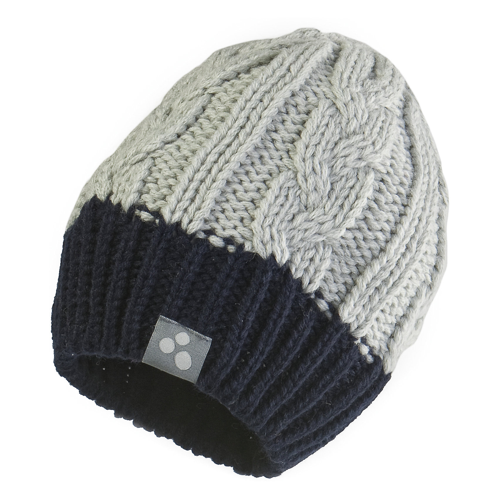 Шапка для мальчика HuppaГоловные уборы<br>Зимняя вязаная шапка с косичками для мальчиков. Шапка связана из 50% мериносовой шерсти и 50% акриловой пряжи. Резинка контрастных оттенков защищает уши от холодного ветра. Приятная шапка предназначена для ношения в более мягкую зимнюю погоду их хорошо сочетается с любой верхней одеждой.<br><br>Шапку для мальчика Huppa (Хуппа) можно купить в нашем магазине.<br><br>Ширина мм: 89<br>Глубина мм: 117<br>Высота мм: 44<br>Вес г: 155<br>Цвет: серый<br>Возраст от месяцев: 144<br>Возраст до месяцев: 168<br>Пол: Мужской<br>Возраст: Детский<br>Размер: 57,55-57,51-53<br>SKU: 4242747