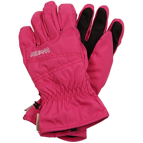 Перчатки для девочки HuppaПерчатки, варежки<br>Детские классические перчатки. У перчаток приятная подкладка из полиэстера и хорошо дышащая и водоотталкивающая ткань, которая поможет держать руки в сухости и тепле. Для удобства использования на запястье добавлена резинка, которая поможет перчаткам надежно держаться на руках, а в качестве украшения - красивая вышивка. Маленькие зажимы в средней части помогут держать пару варежек вместе после использования. <br><br>Перчатки для девочки Huppa (Хуппа) можно купить в нашем магазине.<br><br>Ширина мм: 162<br>Глубина мм: 171<br>Высота мм: 55<br>Вес г: 119<br>Цвет: розовый<br>Возраст от месяцев: 120<br>Возраст до месяцев: 144<br>Пол: Женский<br>Возраст: Детский<br>Размер: 7,4,3,5,6,8<br>SKU: 4242860