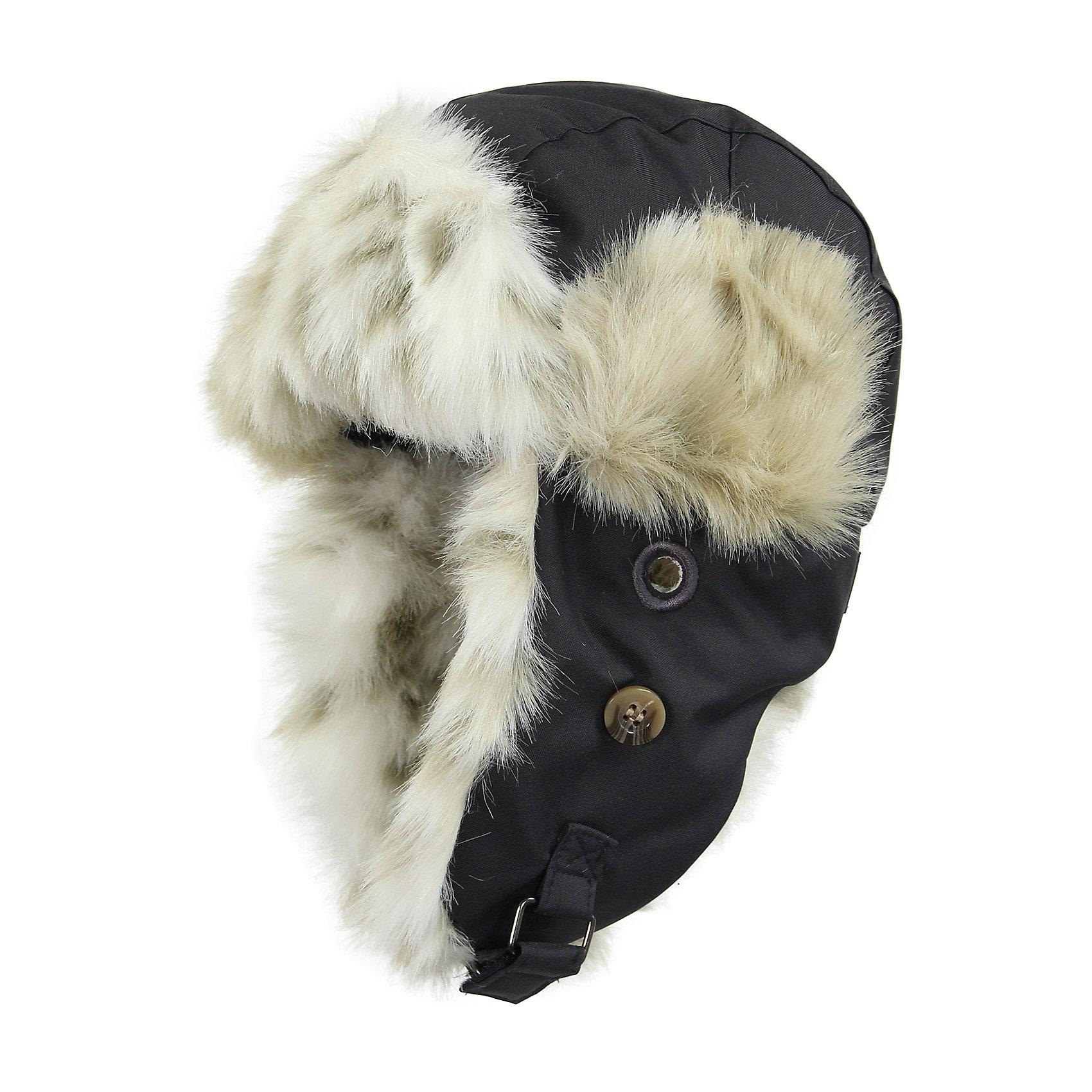 Шапка для мальчика HuppaДетская зимняя шапка ярких цветов с легким ватином. У шапки подкладка из искусственного меха (80% акрила, 20% полиэстера) и дышащая - водоотталкивающая ткань из полиэстера. Для удобства ношения у шапки регулируемая верхняя часть и закрепляющиеся липучкой под подбородком клапаны. Как большие, так и маленькие клапаны можно закрепить на макушке, благодаря чему у одной шапки имеется несколько возможностей ношения. <br><br>Шапку для мальчика Huppa (Хуппа) можно купить в нашем магазине.<br><br>Ширина мм: 89<br>Глубина мм: 117<br>Высота мм: 44<br>Вес г: 155<br>Цвет: серый<br>Возраст от месяцев: 12<br>Возраст до месяцев: 24<br>Пол: Мужской<br>Возраст: Детский<br>Размер: 47-49,55-57,51-53<br>SKU: 4243098