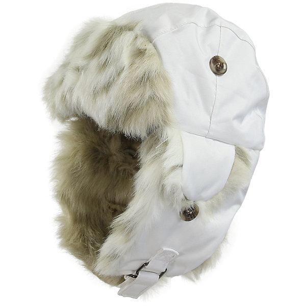 Шапка для девочки HuppaГоловные уборы<br>Детская зимняя шапка ярких цветов с легким ватином. У шапки подкладка из искусственного меха (80% акрила, 20% полиэстера) и дышащая - водоотталкивающая ткань из полиэстера. Для удобства ношения у шапки регулируемая верхняя часть и закрепляющиеся липучкой под подбородком клапаны. Как большие, так и маленькие клапаны можно закрепить на макушке, благодаря чему у одной шапки имеется несколько возможностей ношения. <br><br>Шапку для девочки Huppa (Хуппа) можно купить в нашем магазине.<br><br>Ширина мм: 89<br>Глубина мм: 117<br>Высота мм: 44<br>Вес г: 155<br>Цвет: белый<br>Возраст от месяцев: 12<br>Возраст до месяцев: 24<br>Пол: Женский<br>Возраст: Детский<br>Размер: 47-49,55-57,51-53<br>SKU: 4243102