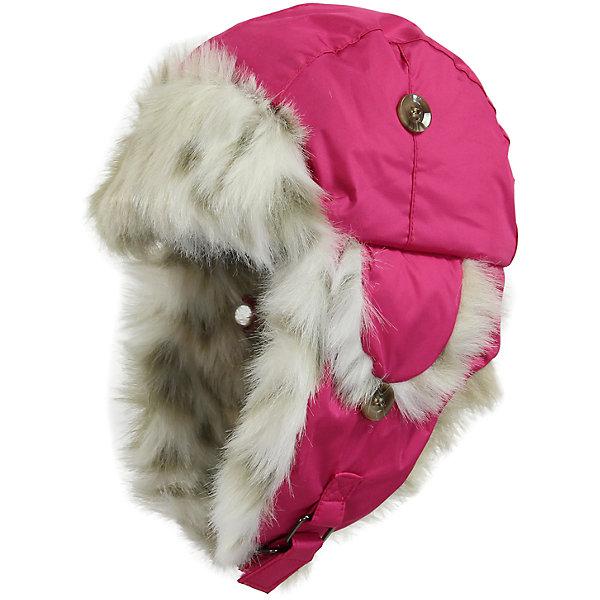 Шапка-ушанка Huppa Weemi для девочкиШапочки<br>Характеристики товара:<br><br>• модель: Weemi;<br>• цвет: розовый;<br>• состав: 100% полиэстер; <br>• подкладка: 80% акрил, 20% полиэстер, искусственный мех;<br>• утеплитель: без дополнительного утепления;<br>• сезон: зима;<br>• температурный режим: от -5°С до -30°С;<br>• водонепроницаемость: 5000 мм;<br>• воздухопроницаемость: 5000 мм;<br>• особенности: ушанка;<br>• водонепроницаемая;<br>• липучка под подбородком;<br>• страна бренда: Финляндия;<br>• страна изготовитель: Эстония.<br><br>Зимняя шапка. У шапки подкладка из искусственного меха (80% акрила, 20% полиэстера) и дышащая - водоотталкивающая мягкая ткань из полиэстера. Для удобства ношения у шапки регулируемая верхняя часть и закрепляющиеся липучкой под подбородком клапаны. Клапаны шапки можно закрепить на макушке, приспосабливая для себя.<br><br>Шапку Huppa Weemi (Хуппа) можно купить в нашем интернет-магазине.<br>Ширина мм: 89; Глубина мм: 117; Высота мм: 44; Вес г: 155; Цвет: розовый; Возраст от месяцев: 9; Возраст до месяцев: 12; Пол: Женский; Возраст: Детский; Размер: 43-45,47-49,51-53,39-43; SKU: 4243125;