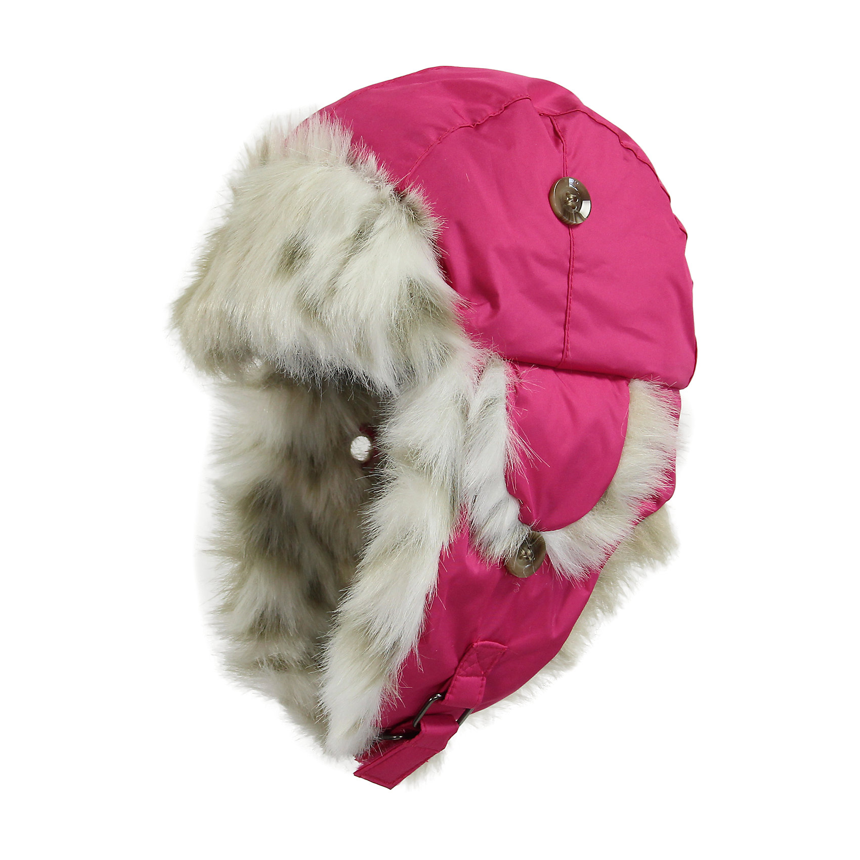 Шапка для девочки HuppaЗимняя шапка ярких цветов с легким ватином для малышей. У шапки подкладка из искусственного меха (80% акрила, 20% полиэстера) и дышащая - водоотталкивающая мягкая ткань из полиэстера. Для удобства ношения у шапки регулируемая верхняя часть и закрепляющиеся липучкой под подбородком клапаны. Клапаны шапки можно закрепить на макушке, приспосабливая для себя. <br><br>Шапку для девочки Huppa (Хуппа) можно купить в нашем магазине.<br><br>Ширина мм: 89<br>Глубина мм: 117<br>Высота мм: 44<br>Вес г: 155<br>Цвет: розовый<br>Возраст от месяцев: 9<br>Возраст до месяцев: 12<br>Пол: Женский<br>Возраст: Детский<br>Размер: 43-45,47-49,39-43,51-53<br>SKU: 4243125