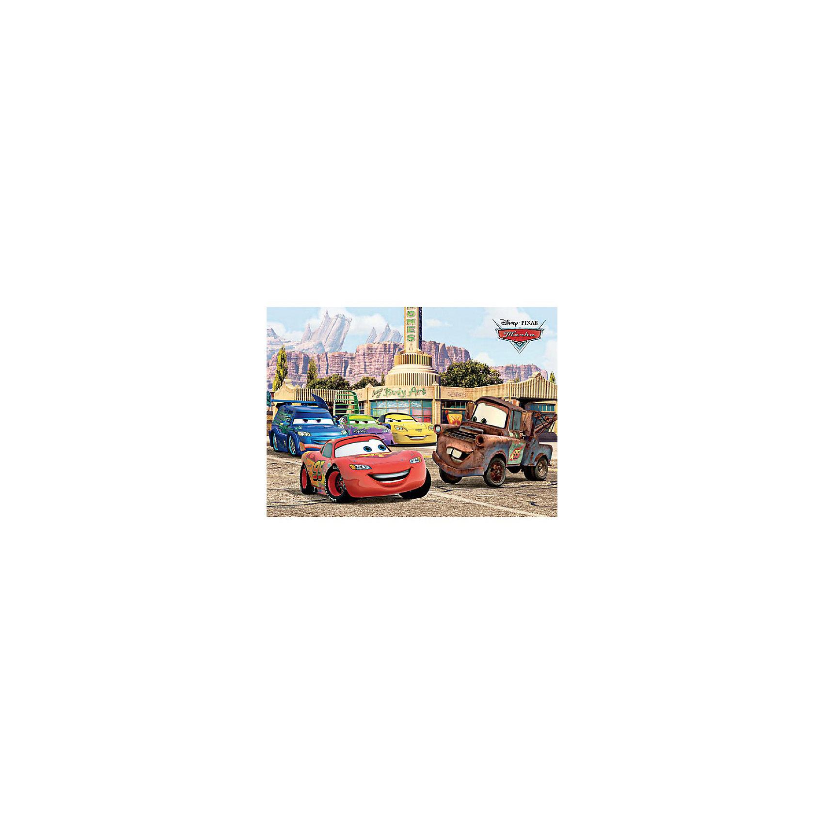 3D-наклейка Друзья в Радиатор Спрингс, Disney ТачкиКрасочная 3D-наклейка Друзья в Радиатор Спрингс, Disney Тачки, станет замечательным украшением интерьера детской комнаты, особенно если Ваш ребенок является поклонником популярного диснеевского мультфильма Тачки (Cars). На объемной 3D- картинке представлены самые известные обитатели Радиатор Спрингс - стремительный гонщик Молния МакКуин, его веселый приятель тягач Мэтр и другие герои. Наклейка прочно крепится на стену с помощью специальных клеевых точек (входят в комплект). Выполнена из нетоксичного, экологически чистого материала, не повреждает поверхность и безопасна для окрашенных стен. Подходят для поверхностей: дерево, плитка, металл, стекло, обои, пластик.<br><br>Дополнительная информация:<br><br>- Материал: пластик (ПЭТ).<br>- Размер: 35 х 48 см.<br>- Вес: 200 гр.<br><br>3D-наклейку Друзья в Радиатор Спрингс, Disney Тачки, Decoretto, можно купить в нашем интернет-магазине.<br><br>Ширина мм: 350<br>Глубина мм: 480<br>Высота мм: 3<br>Вес г: 200<br>Возраст от месяцев: 36<br>Возраст до месяцев: 72<br>Пол: Унисекс<br>Возраст: Детский<br>SKU: 4243313