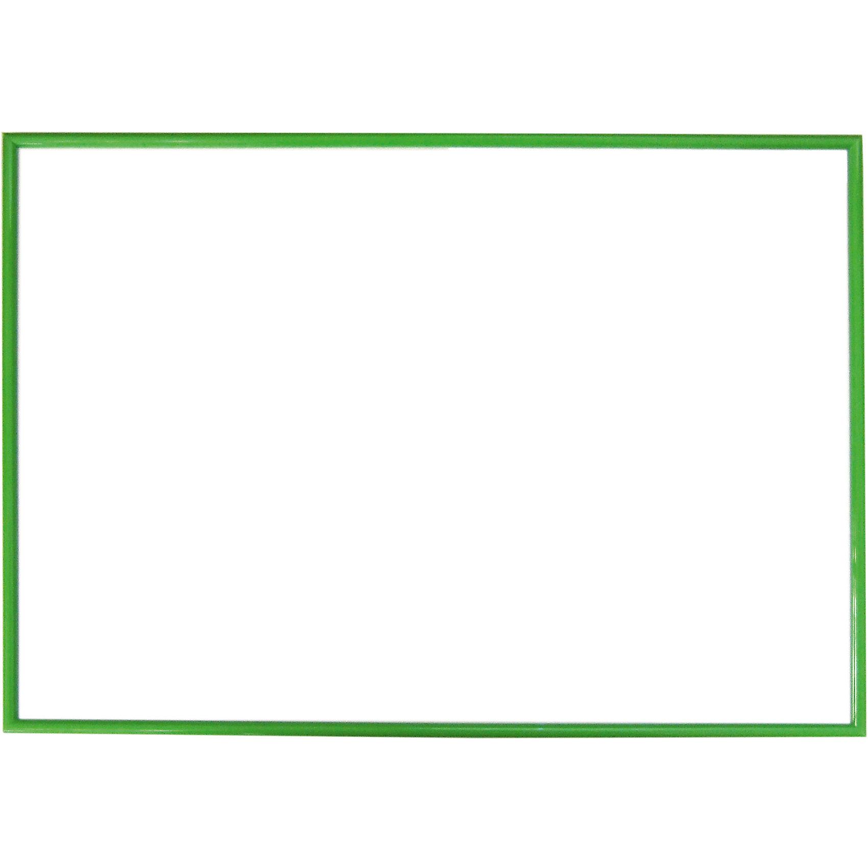 Рамка для пазла 500 деталей, 35х50 см, зеленая