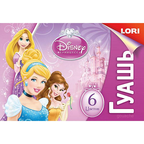 Гуашь Принцессы Disney, 6 цветовПринцессы Дисней<br>Гуашь Принцессы Disney, 6 цветов - это качественный набор для детского творчества и декоративно-оформительских работ.<br>Гуашь Принцессы Disney предназначена для рисования по бумаге, картону, дереву и стеклу. Набор включает в себя шесть баночек разноцветной гуаши. Каждая пластиковая баночка закрывается винтовой крышкой. Гуашь имеет насыщенные цвета и однородную структуру, равномерно ложится на бумагу, не требуя многократного прокрашивания. Яркие цвета хорошо смешиваются и дают множество оттенков. Легко размываются водой и быстро сохнут. При высыхании приобретают матово-бархатистую поверхность. Гуашь легко смывается с рук и одежды, безопасна при использовании по назначению. Изготовлена на основе натуральных компонентов и высококачественных пигментов.<br><br>Дополнительная информация:<br><br>- В наборе: гуашь 6 цветов (по 20 мл)<br>- Состав: вода питьевая, метилцеллюлоза, пигменты органические и неорганические, глицерин<br>- Упаковка: картонная коробка<br>- Размер упаковки: 8 х 12 х 4 см.<br>- Вес: 231 гр.<br><br>Гуашь Принцессы Disney, 6 цветов можно купить в нашем интернет-магазине.<br><br>Ширина мм: 80<br>Глубина мм: 120<br>Высота мм: 40<br>Вес г: 231<br>Возраст от месяцев: 36<br>Возраст до месяцев: 120<br>Пол: Женский<br>Возраст: Детский<br>SKU: 4249894