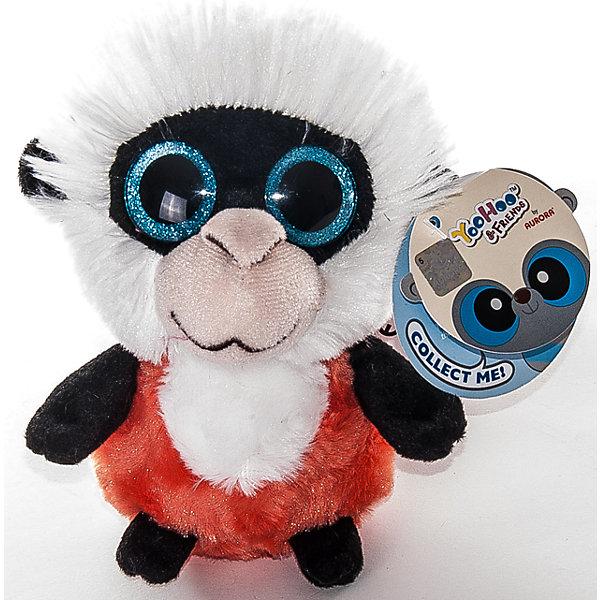 Мягкая игрушка Обезьянка Колобус, 12 см., Юху и друзья, AURORAМягкие игрушки животные<br>Очаровательная мягкая обезьянка с огромными выразительными глазами приведет в восторг любого малыша! Ее высота всего 12 сантиметров, ребенок сможет взять её с собой куда угодно: на прогулку, в гости или в детский сад. Эта игрушка станет отличным новогодним подарком, ведь 2016 год будет годом «обезьяны». Она выполнена из высококачественных гипоаллергенных материалов абсолютно безопасных для детей. <br><br>Дополнительная информация:<br><br>- Материал: мех, пластик, синтепон.<br>- Размер: 12 см.<br><br>Мягкую игрушку Обезьянку Колобус, 12 см., AURORA (Аврора) можно купить в нашем магазине.<br><br>Ширина мм: 120<br>Глубина мм: 150<br>Высота мм: 80<br>Вес г: 105<br>Возраст от месяцев: 36<br>Возраст до месяцев: 192<br>Пол: Унисекс<br>Возраст: Детский<br>SKU: 4251457