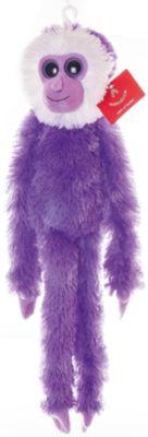 Мягкая игрушка Гиббон лиловый , 50 см., AURORA