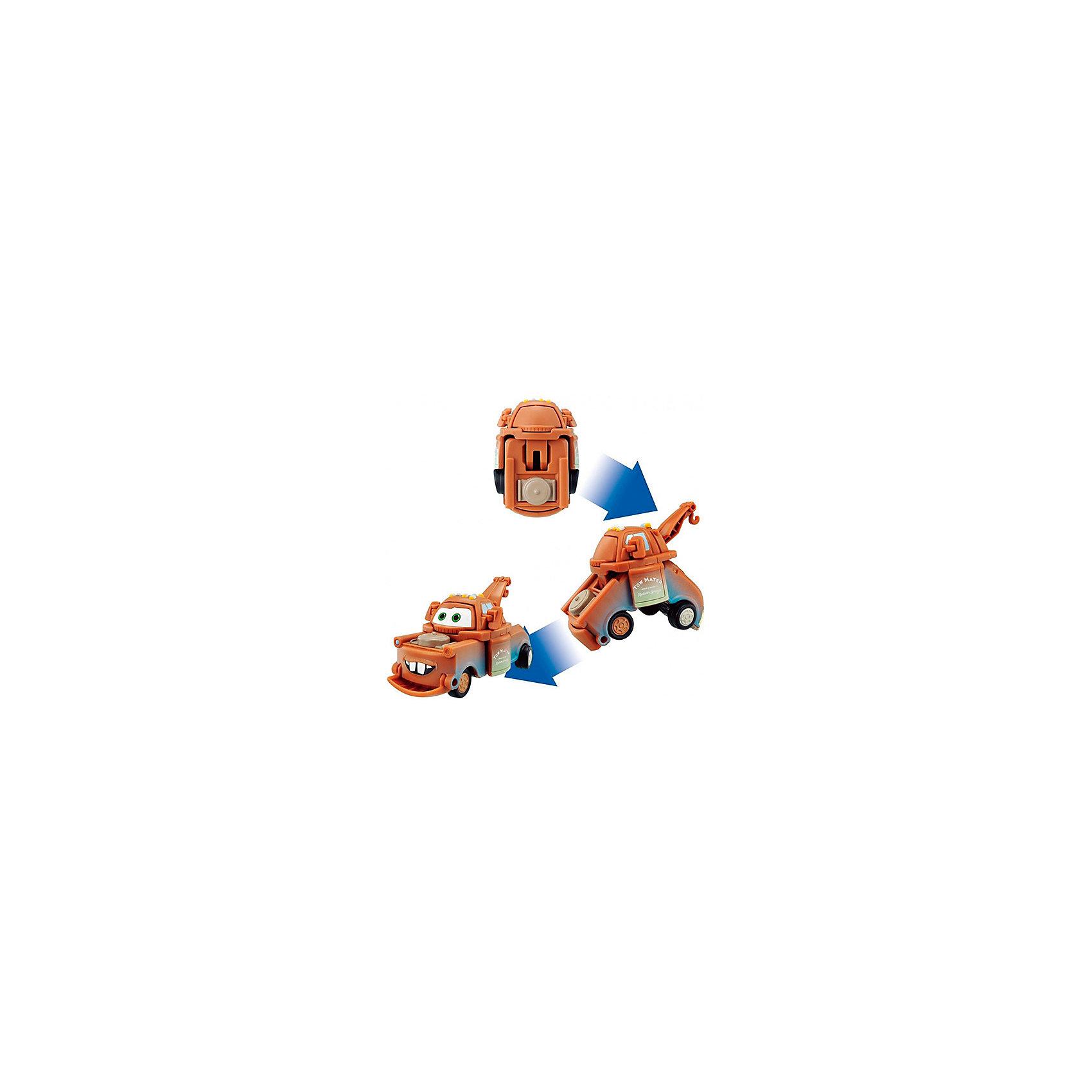 Яйцо-трансформер Мэтр, Тачки, EggStarsКоллекционные и игровые фигурки<br>EggStars - игрушка-трансформер, выполненная в виде яйца, которое превращается в одного из популярных героев мультфильма Тачки. Всего несколько движений, и пластиковое яйцо превратится в веселого Мэтра! <br><br>Дополнительная информация:<br><br>- Материал: пластик.<br>- Размер в разобранном состоянии: 5х8х17 см.<br><br>Яйцо-трансформер Мэтр, Тачки, EggStars (Эгг Старс), можно купить в нашем магазине.<br><br>Ширина мм: 80<br>Глубина мм: 170<br>Высота мм: 60<br>Вес г: 73<br>Возраст от месяцев: 36<br>Возраст до месяцев: 168<br>Пол: Мужской<br>Возраст: Детский<br>SKU: 4251480