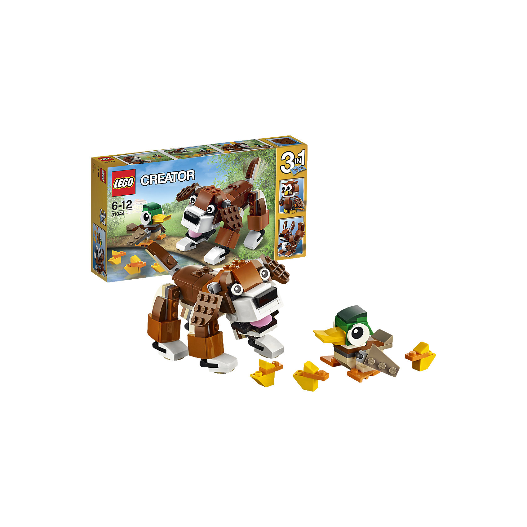 LEGO Creator 31044: Животные в парке