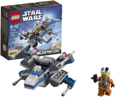 Lego Star Wars 75125: Истребитель Повстанцев