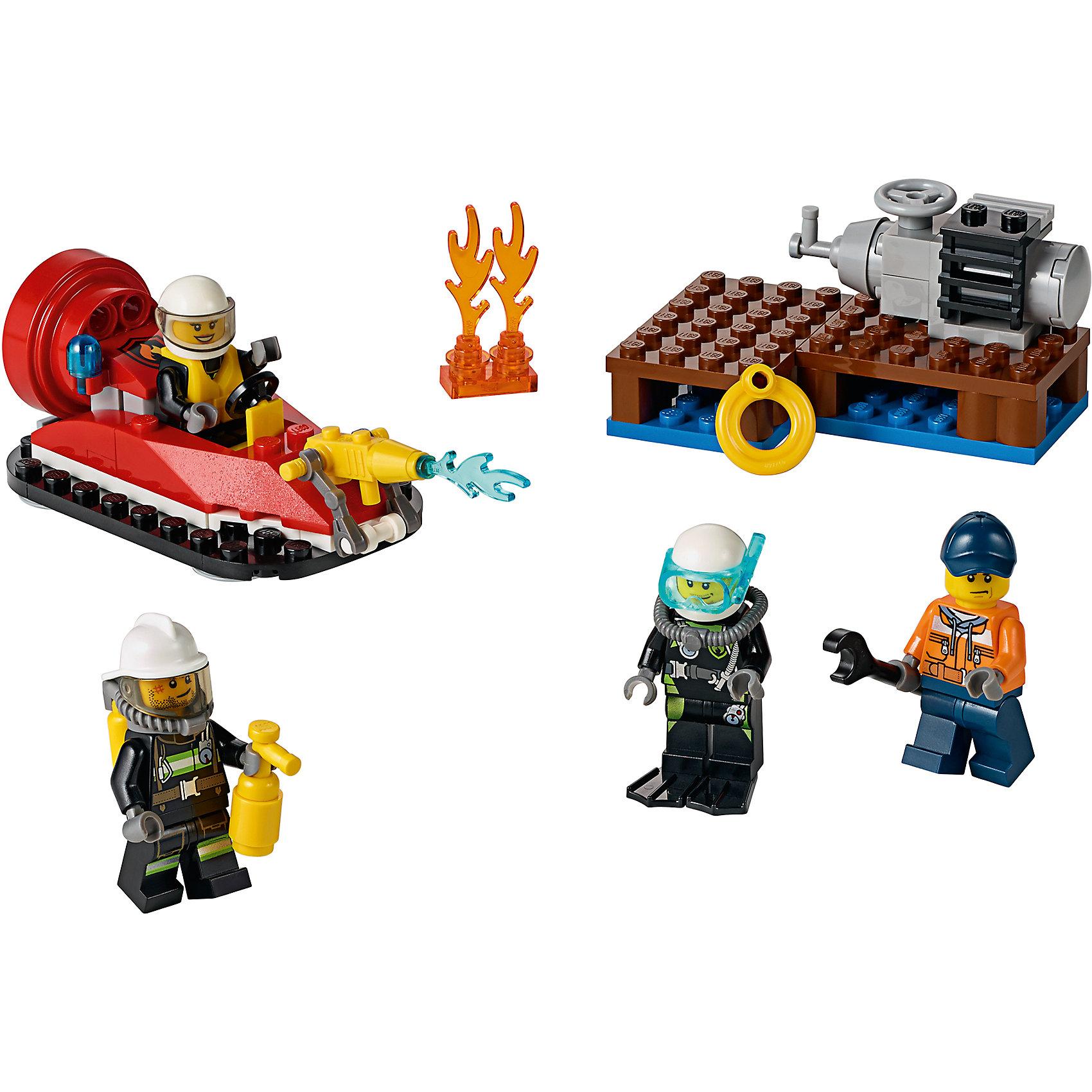 LEGO City 60106: ����� ��� ���������� ��������� ������