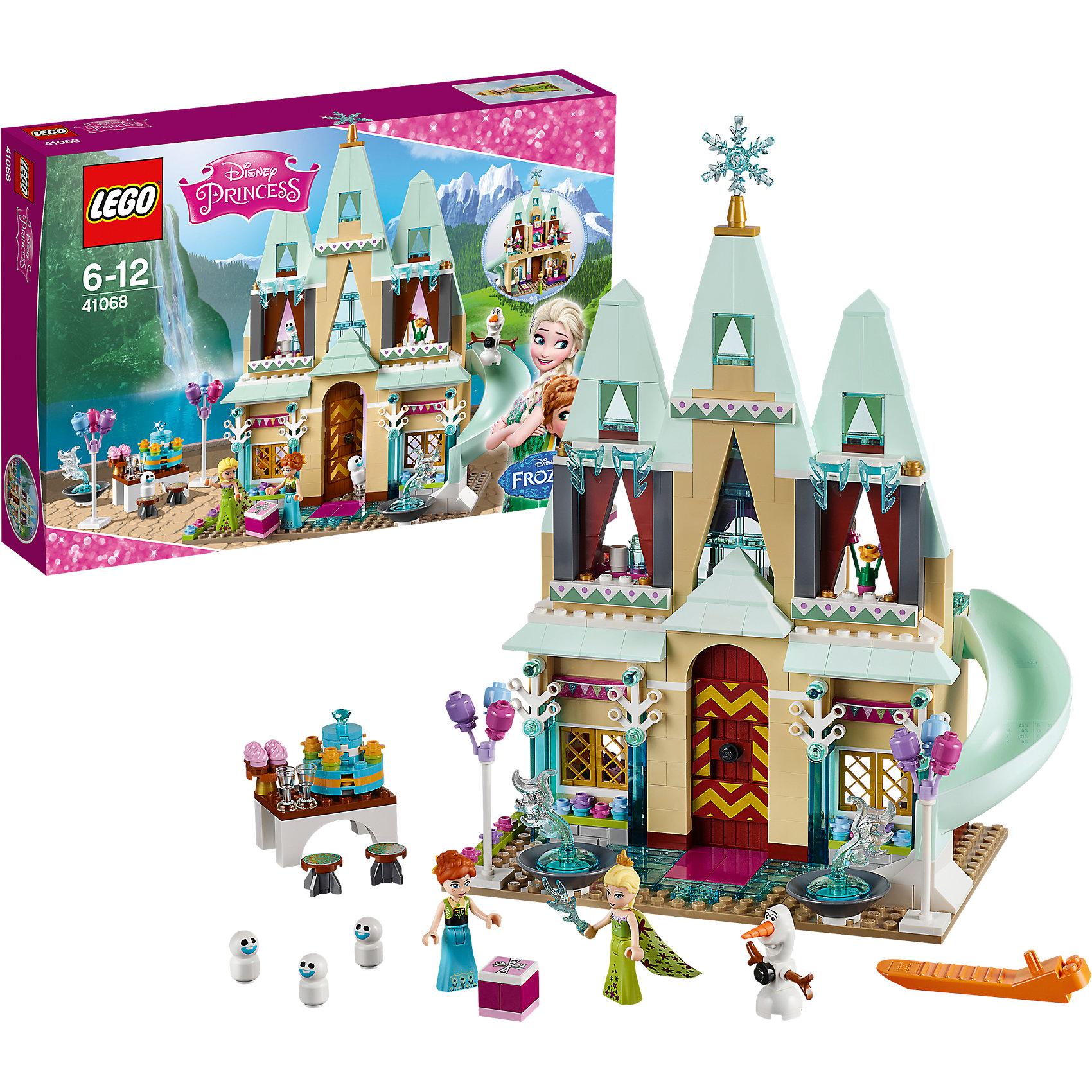 LEGO LEGO Disney Princesses 41068: Праздник в замке Эренделл конструктор lego disney princesses экзотический дворец жасмин 41061