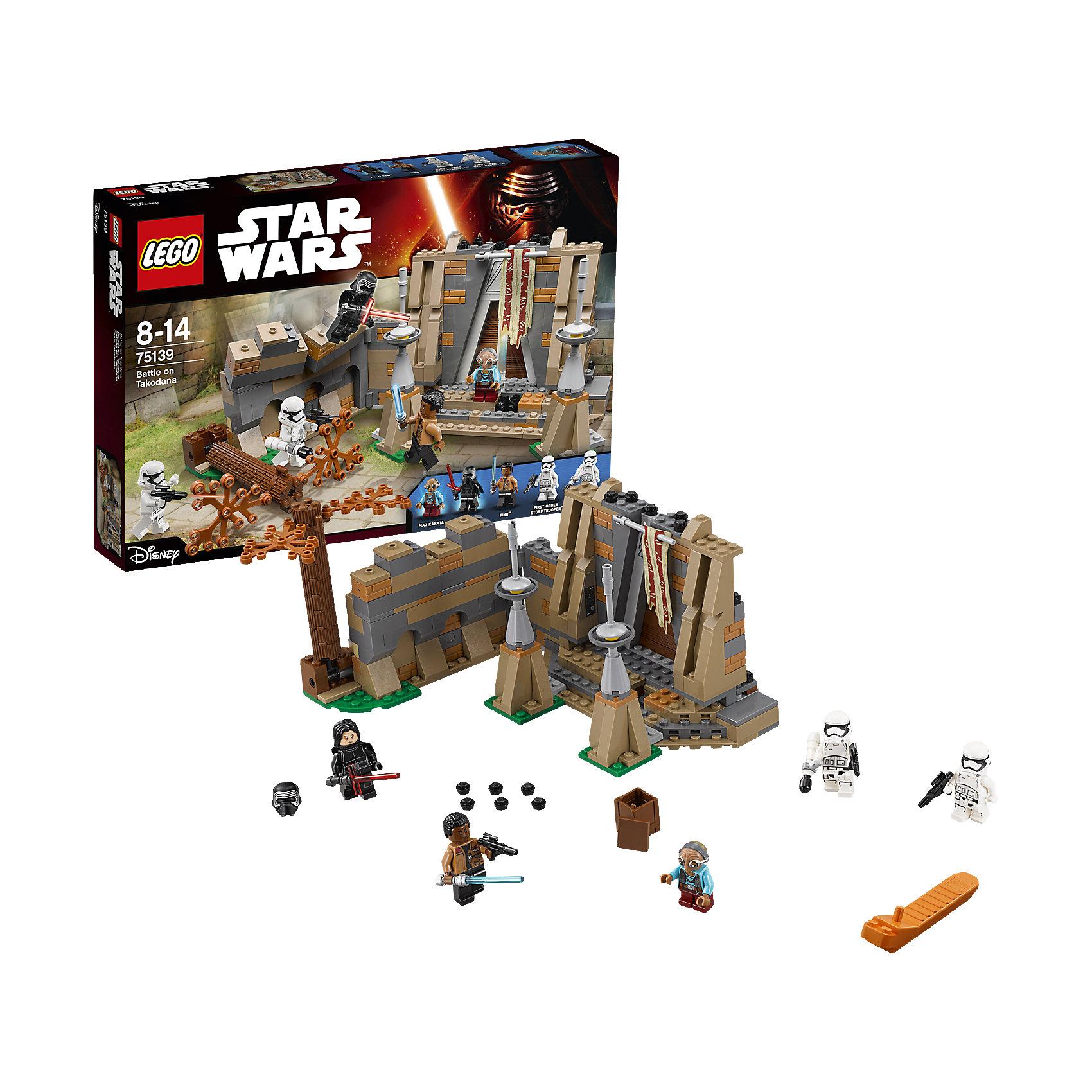 LEGO LEGO Star Wars 75139: Битва на Токадана