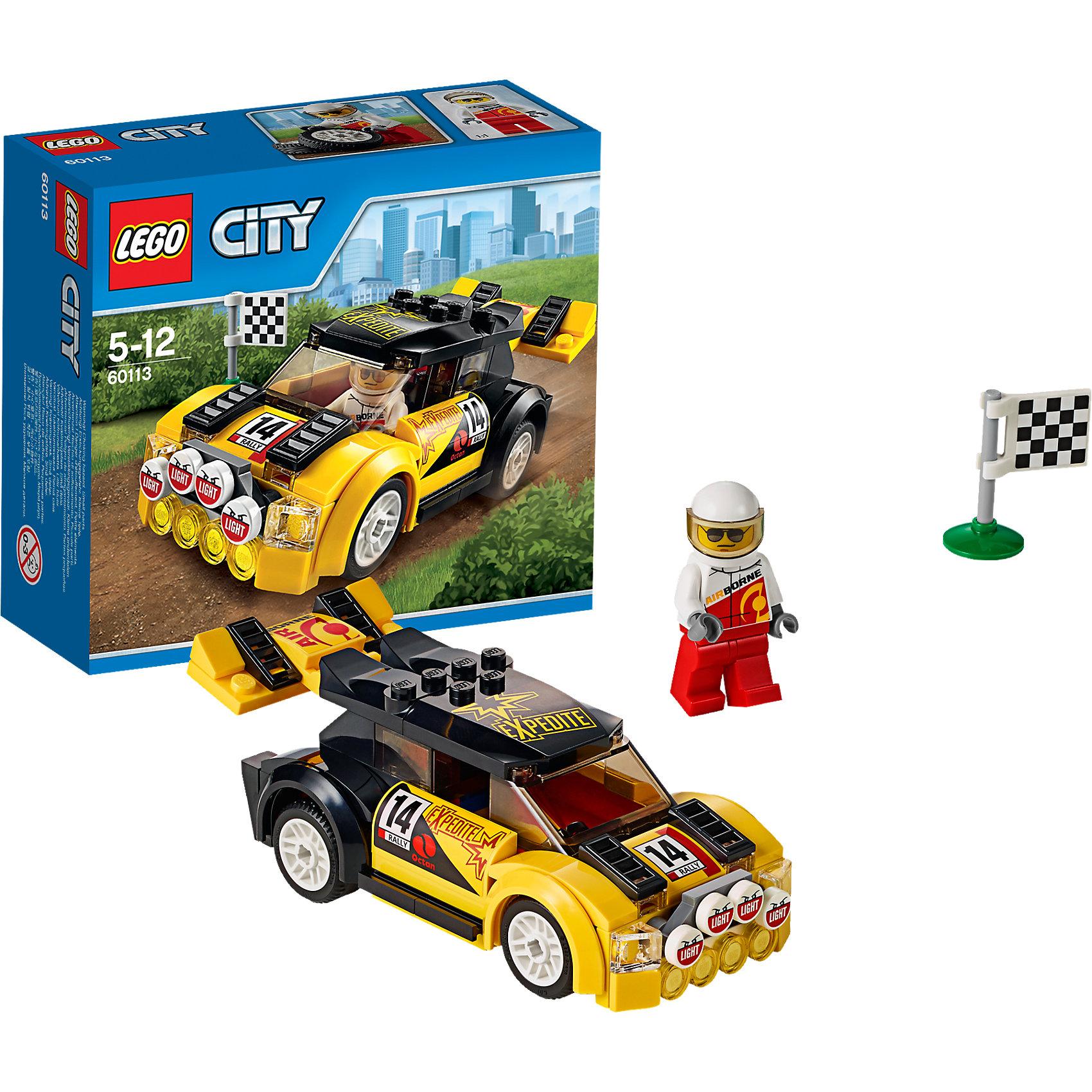 LEGO LEGO City 60113: Гоночный автомобиль