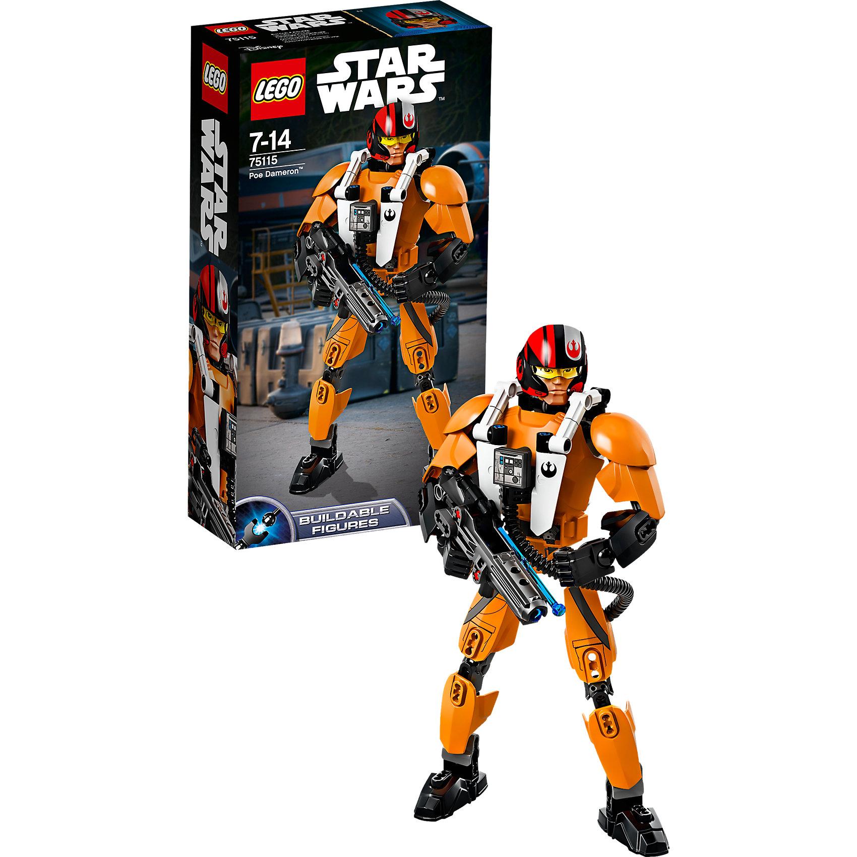 LEGO LEGO Star Wars 75115: По Дамерон лего звездные войны 2014 наборы купить