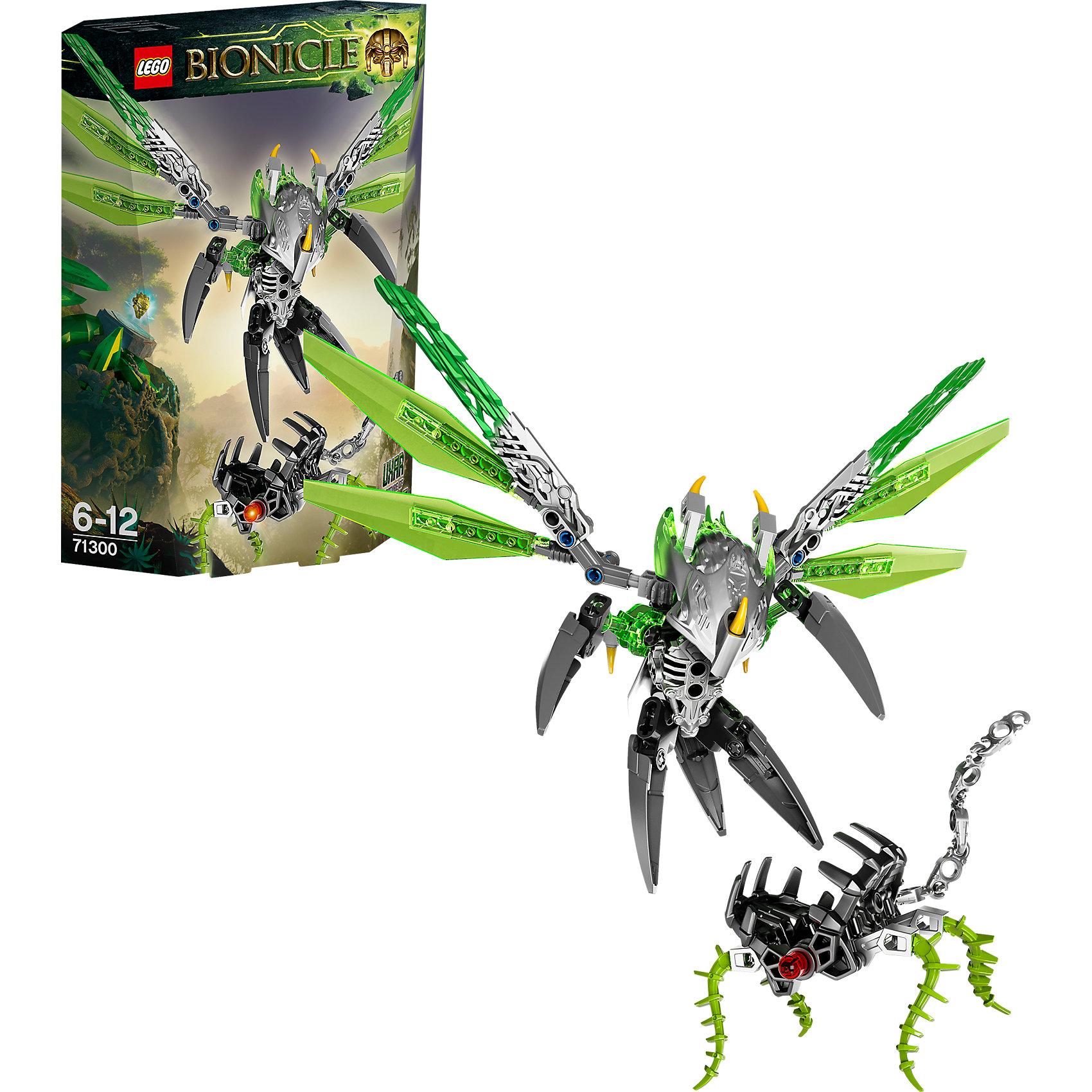 LEGO LEGO BIONICLE 71300: Уксар, Тотемное животное Джунглей bionicle максилос и спинакс